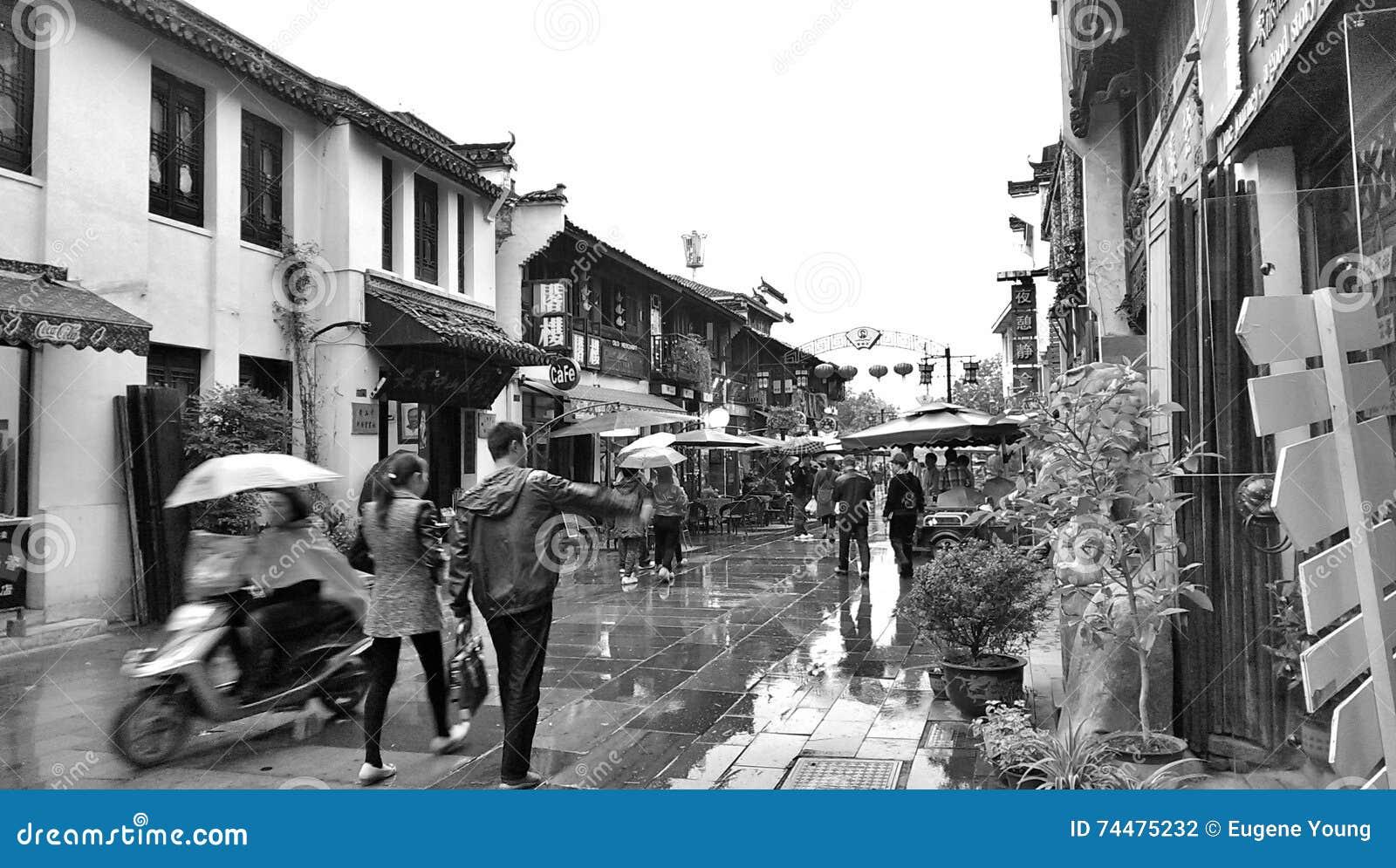 Huangshan-Stadt