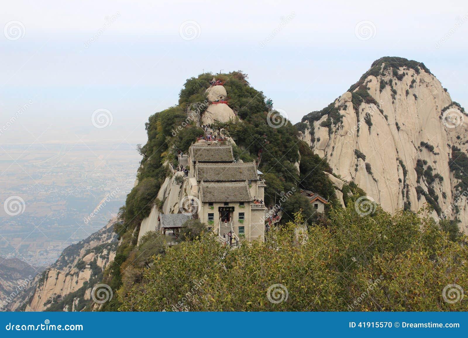 Huashan Cang Ridge largo