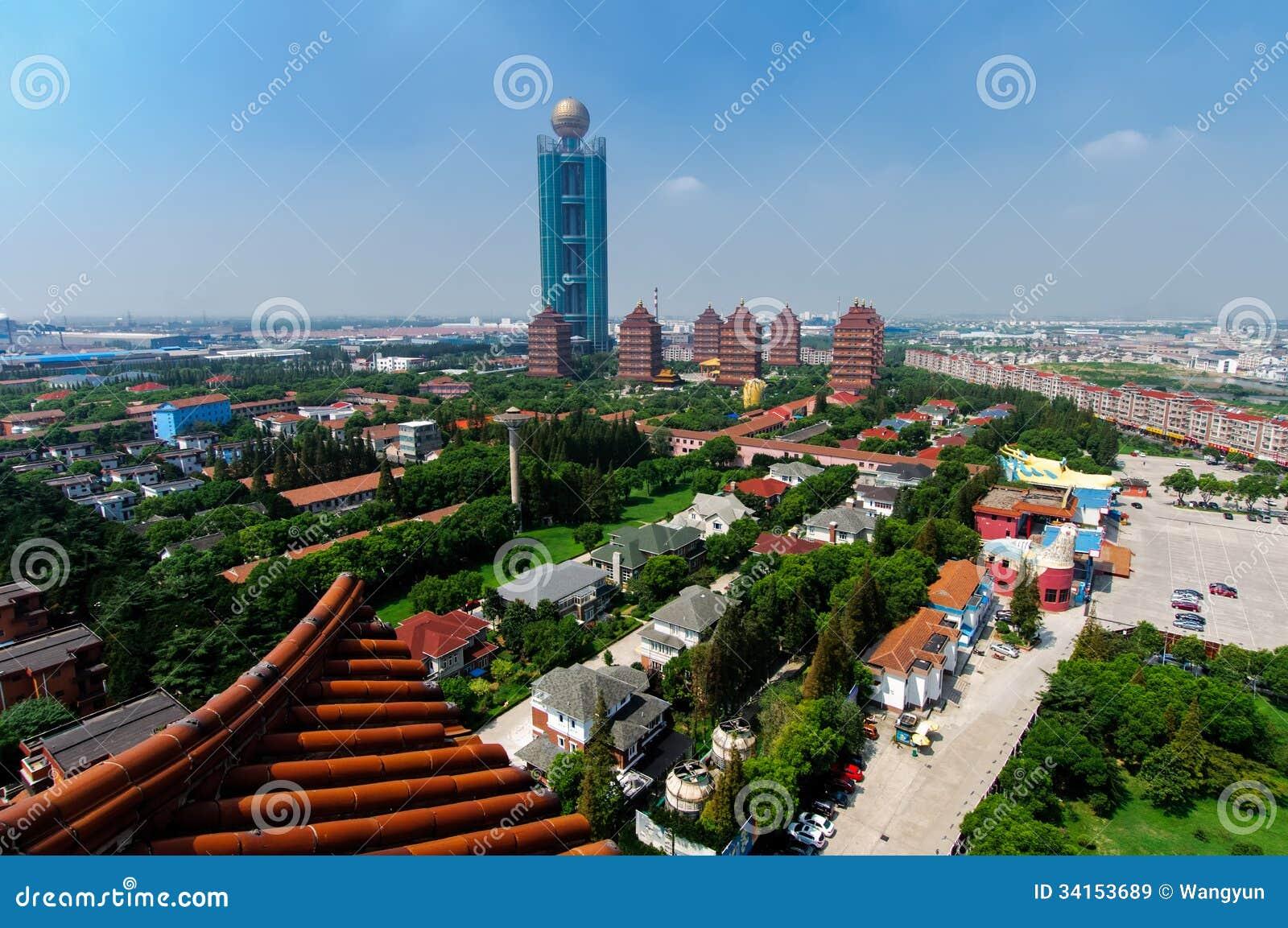 Jiangyin China  city photos : ... Village is located in Jiangyin City, Jiangsu Province, China Hua Town