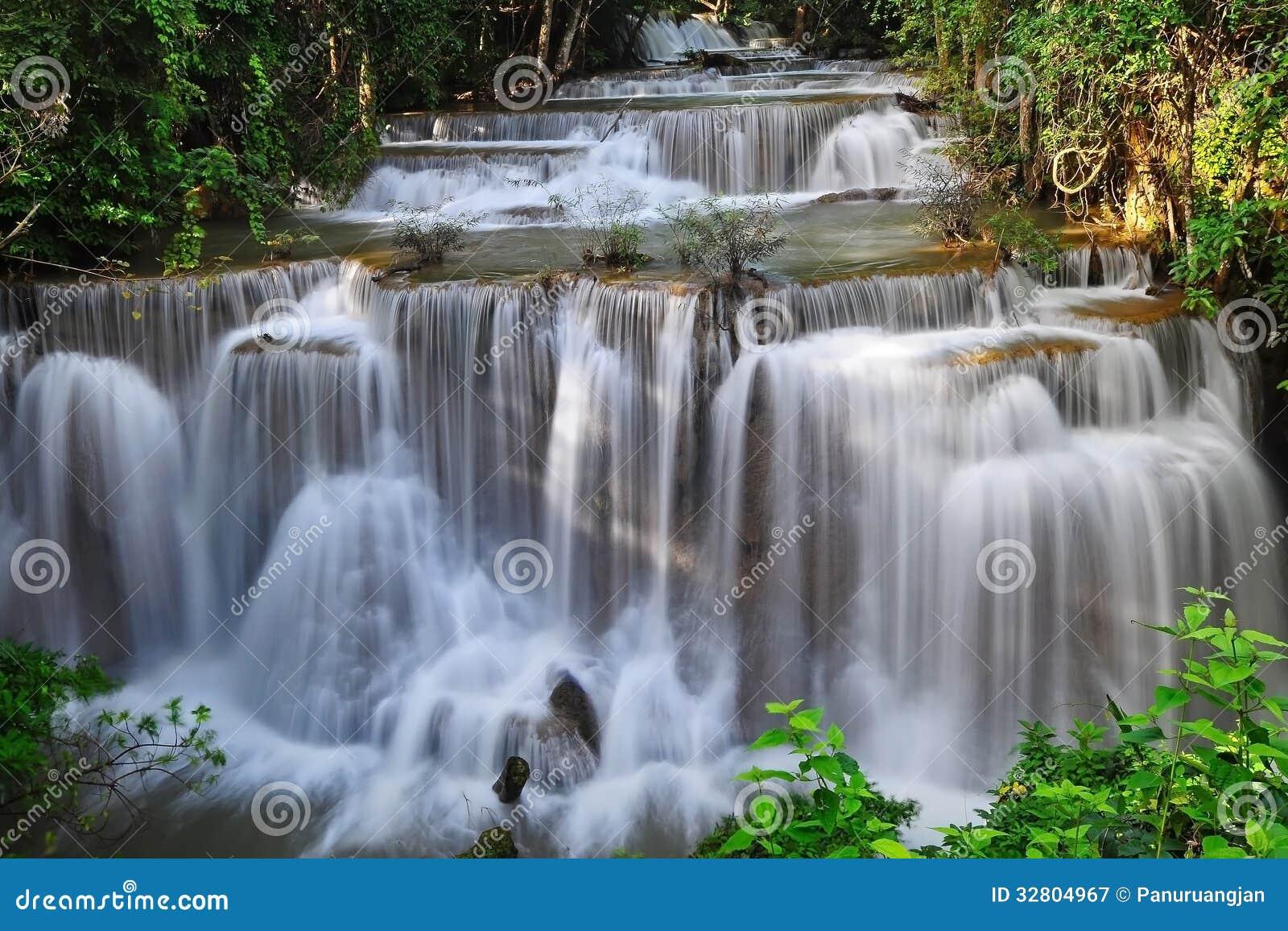 Sai Yok (Kanchanaburi) Thailand  City pictures : ... Mae Khamin Waterfall, Sai Yok National Park, Kanchanaburi, Thailand