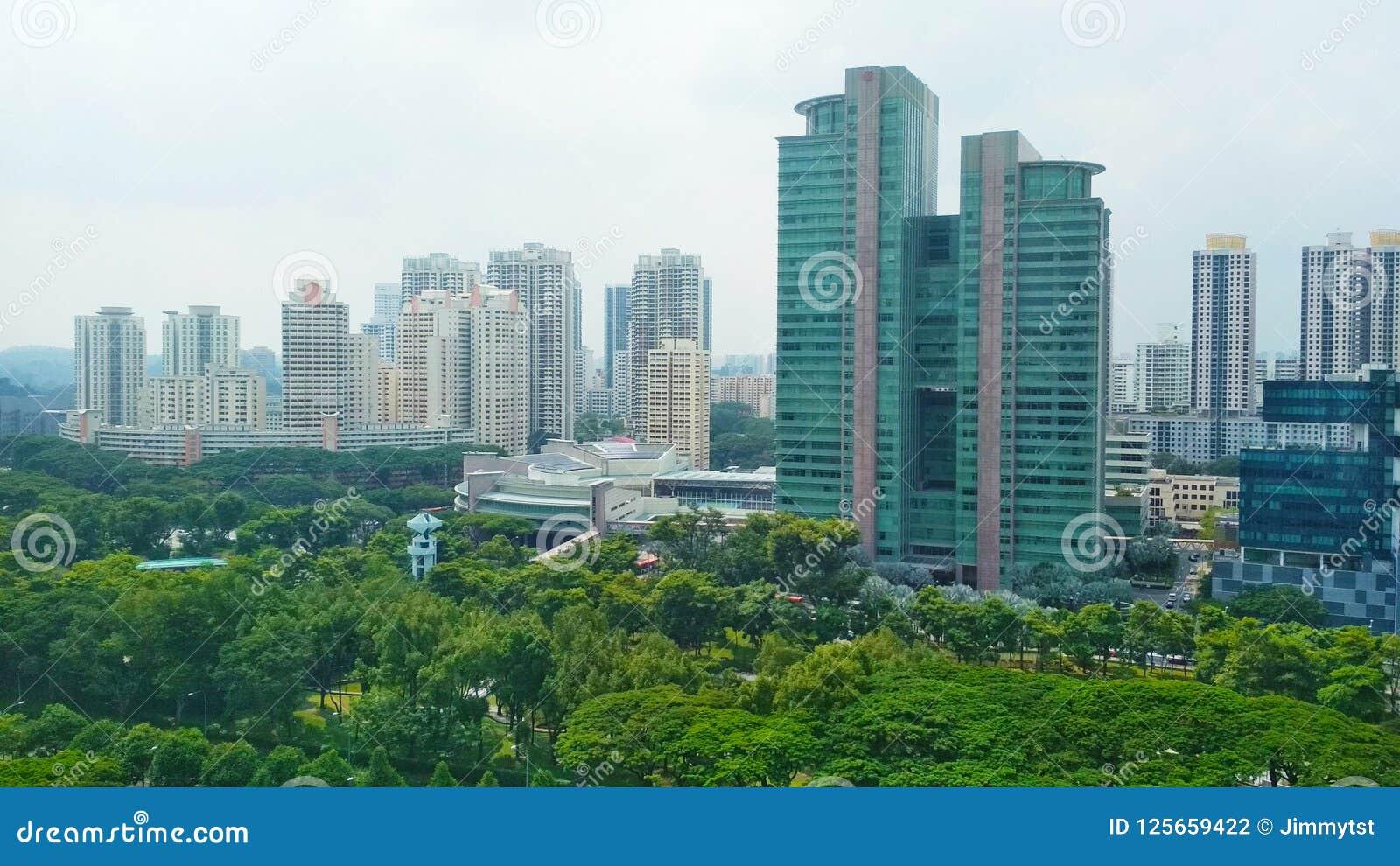 Hub de HDB - Singapour