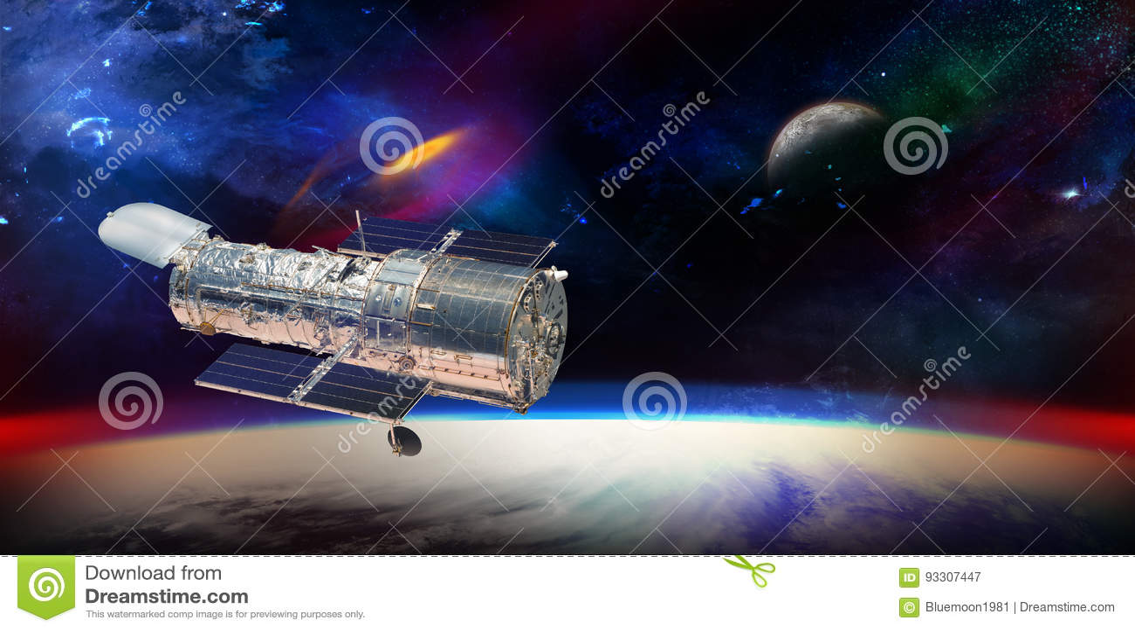 Hubble teleskop bestärkt riesen exomond u alpha cephei