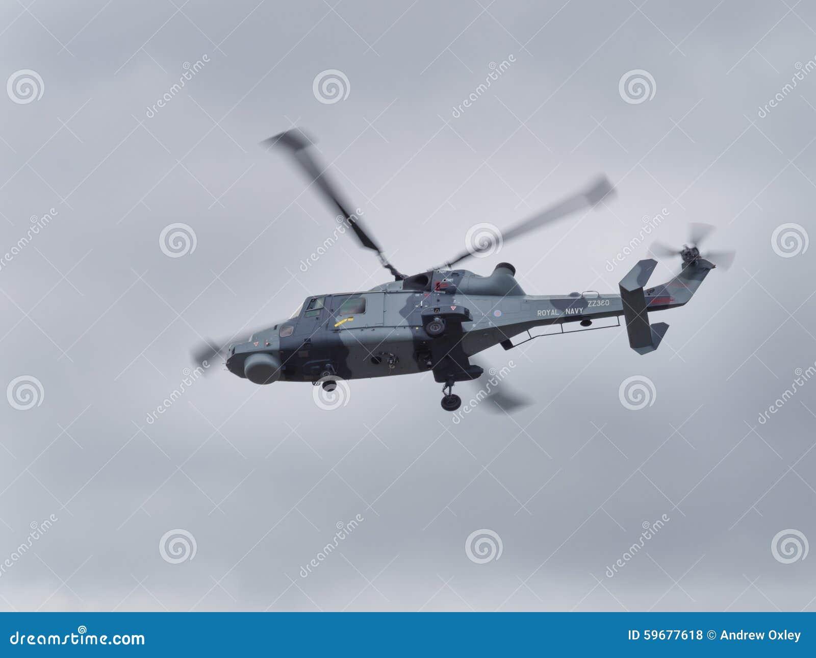 Hubschrauber des Luchs-M 8