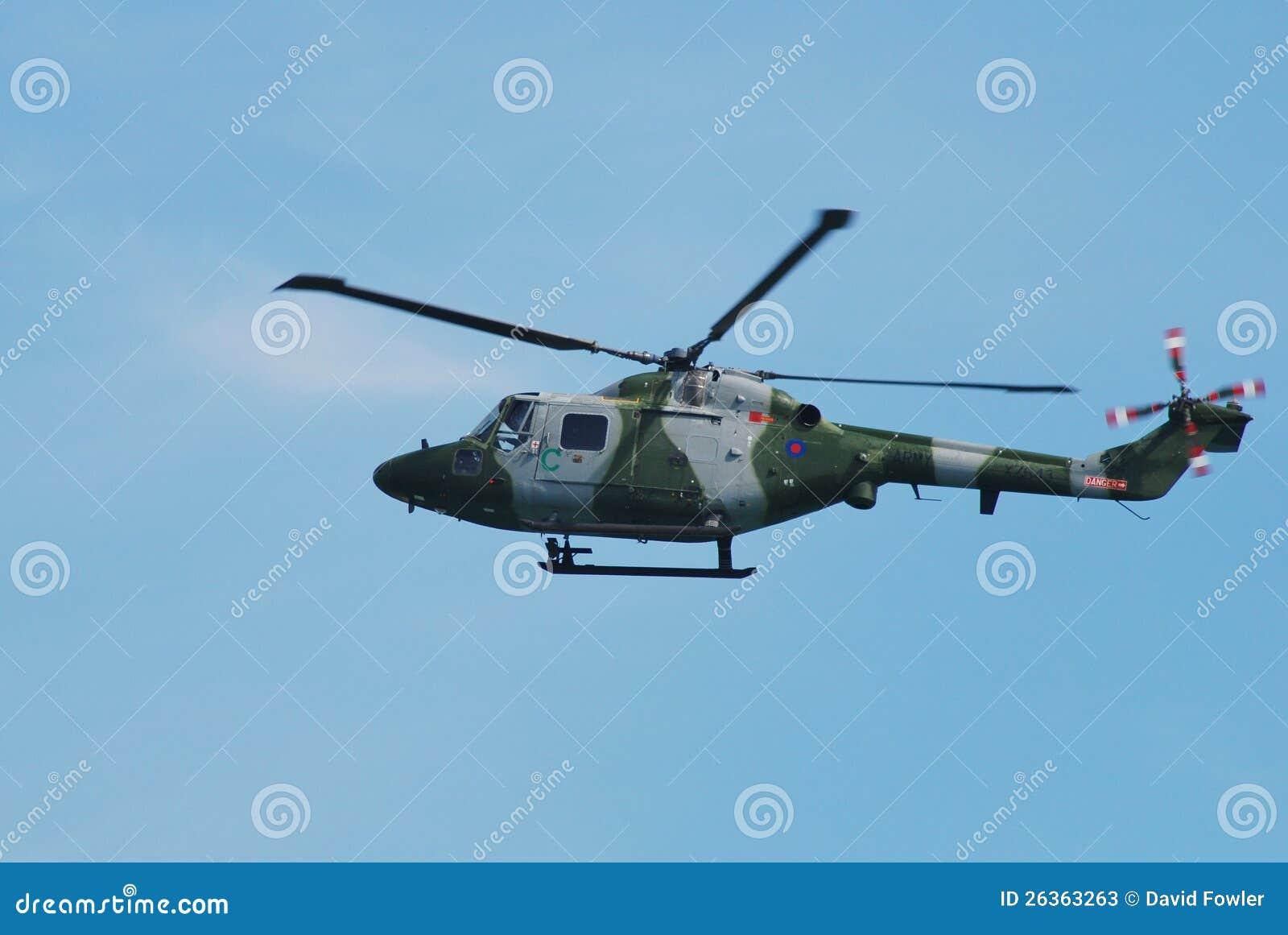 Hubschrauber des Westland Luchses AH.7