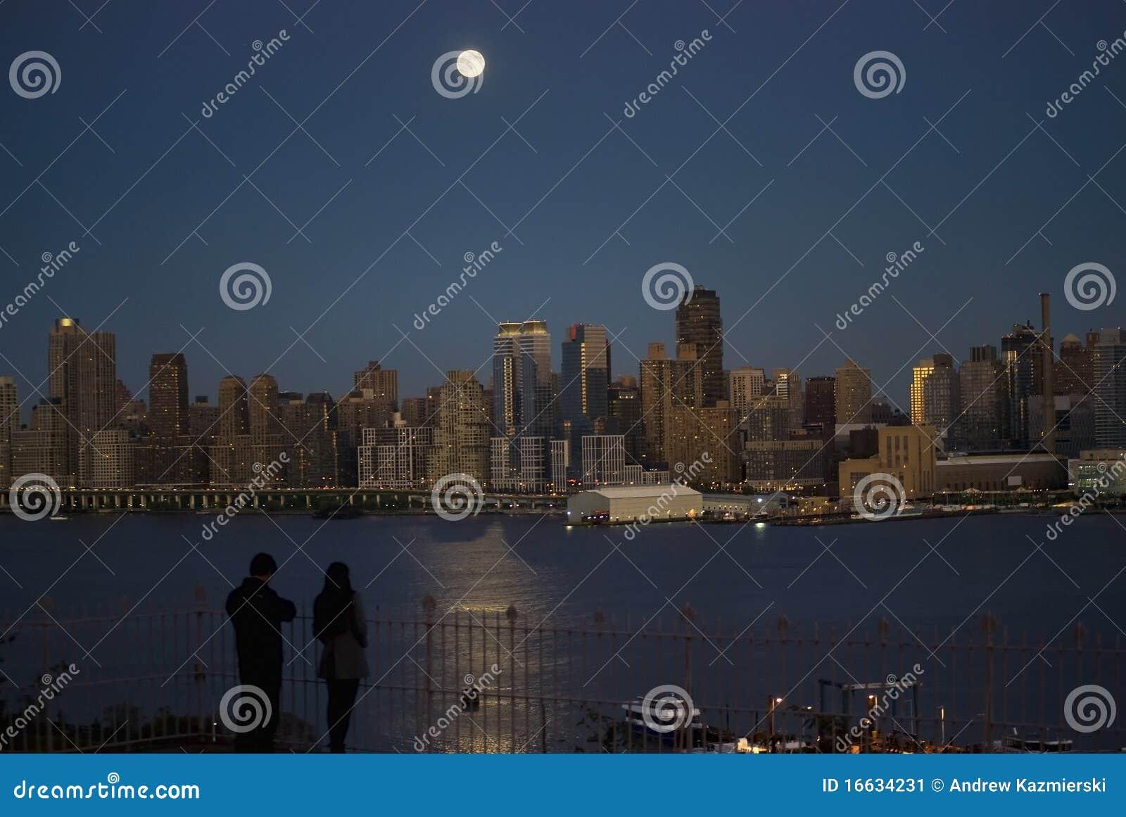 Hudson blask księżyca