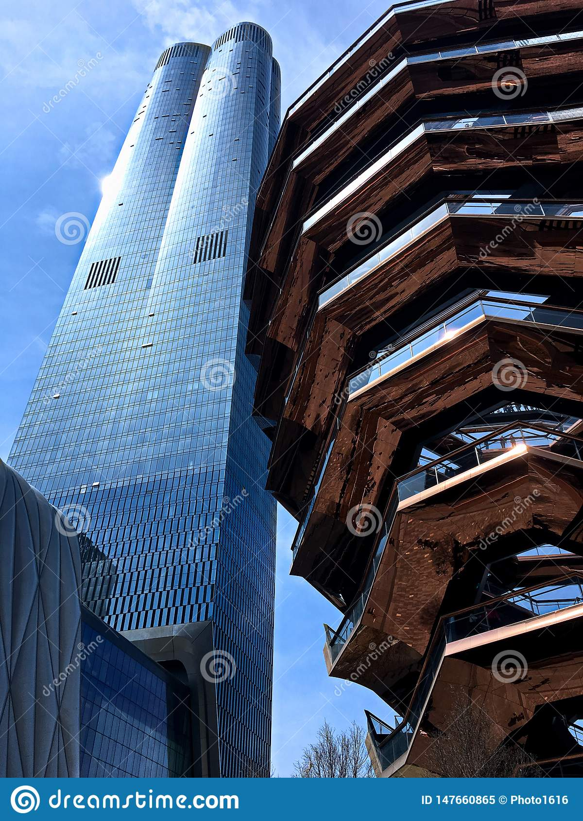 Hudson Yards à New York City