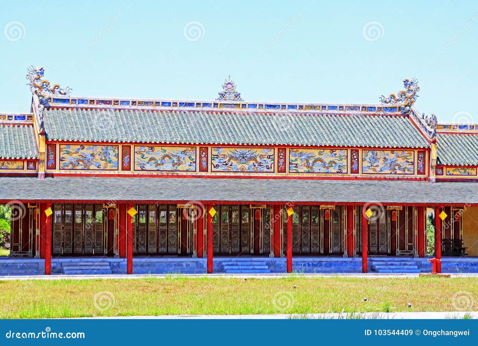 Hue Imperial City, Vietnam UNESCO World Heritage