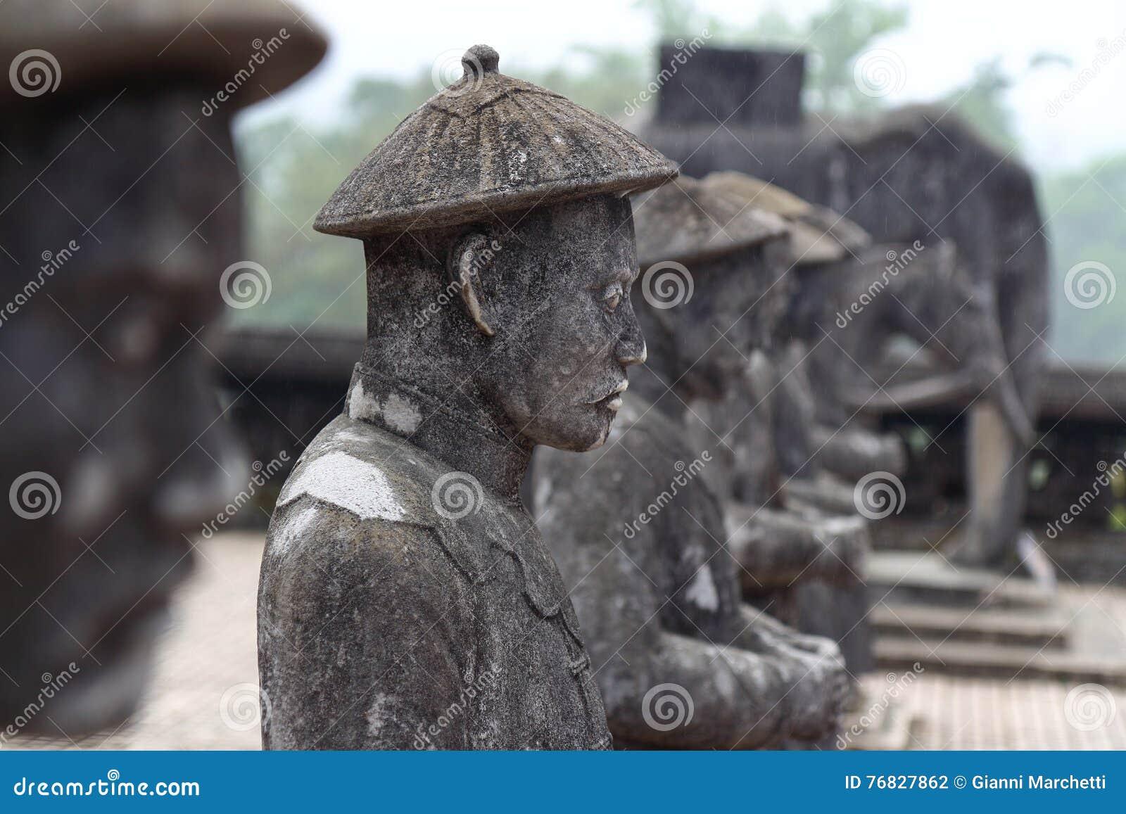 Hue, Vietnam: Royal Tomb