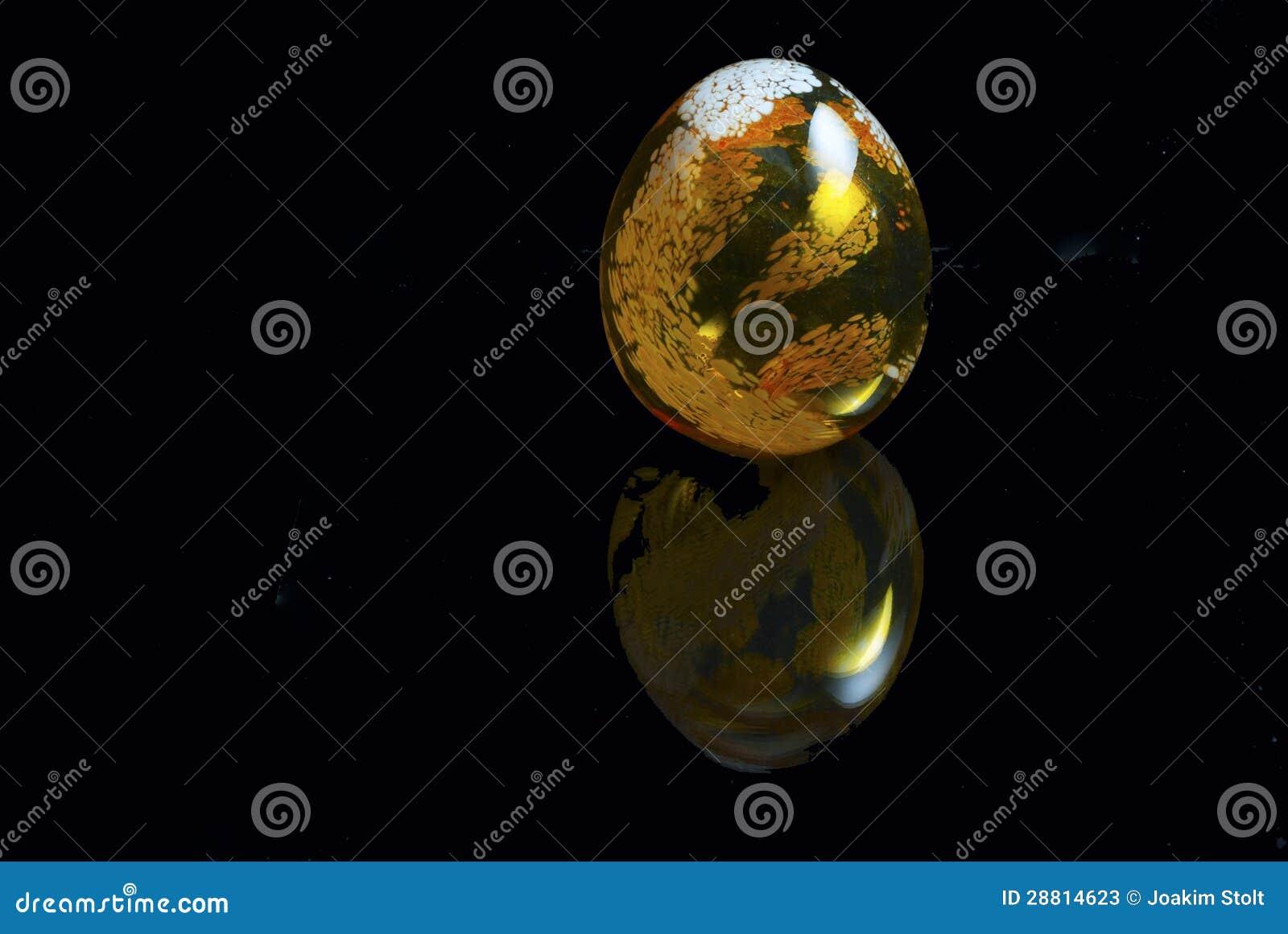Huevo de cristal