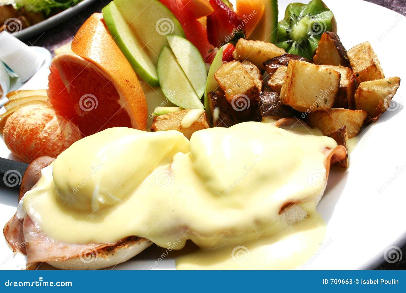 Huevos Benedicto