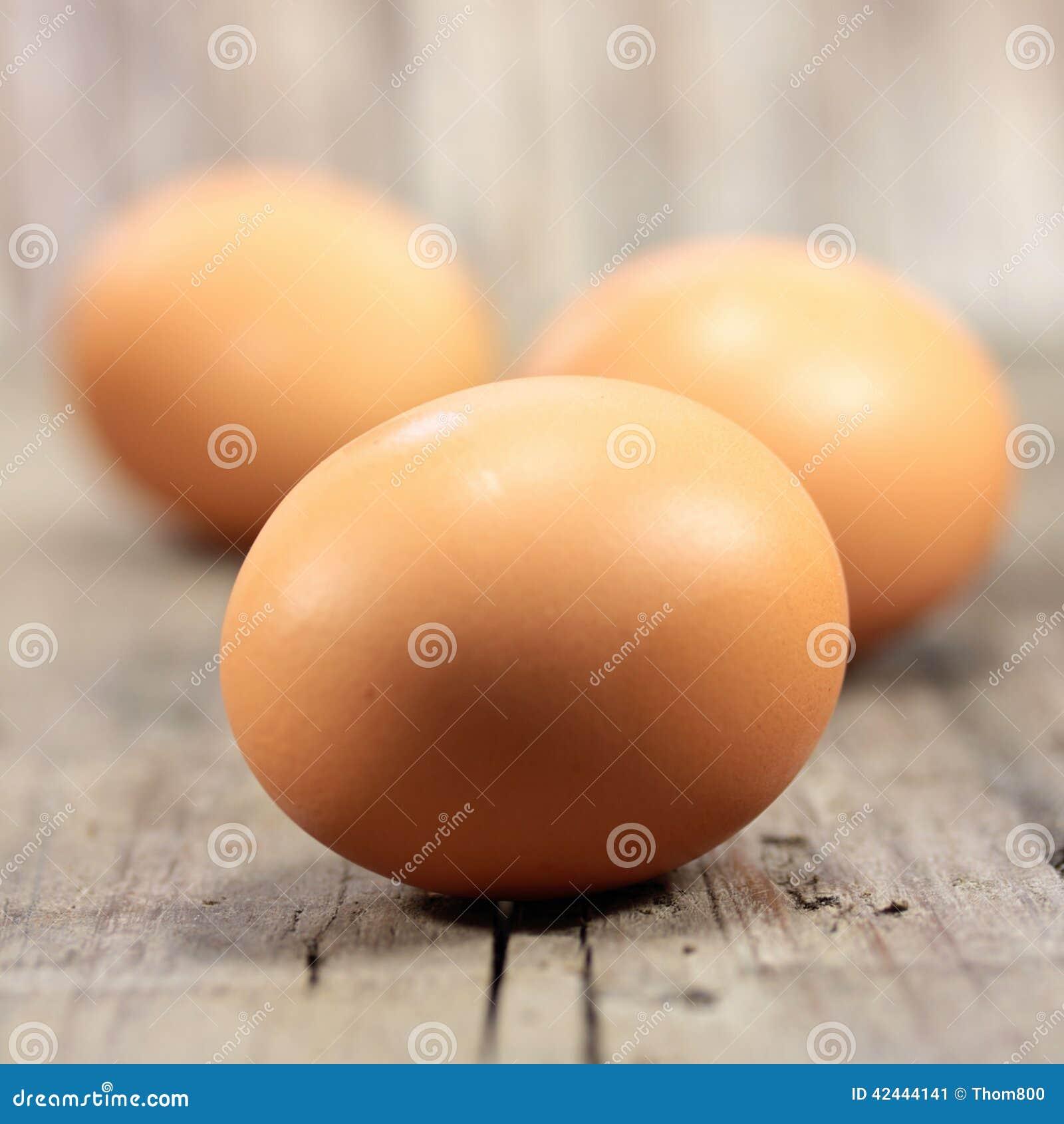 Huevos de Brown