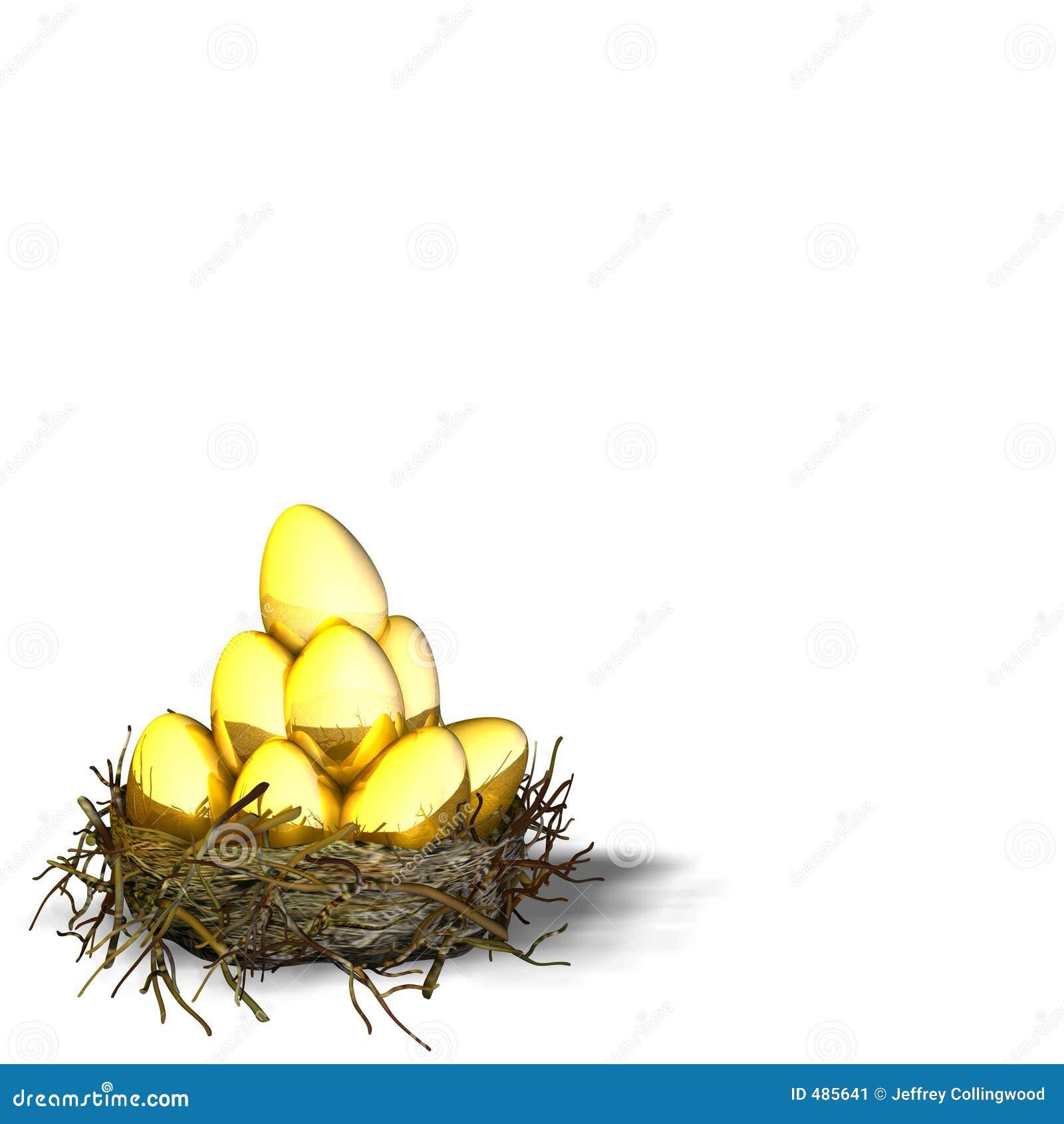 Huevos de jerarquía 4