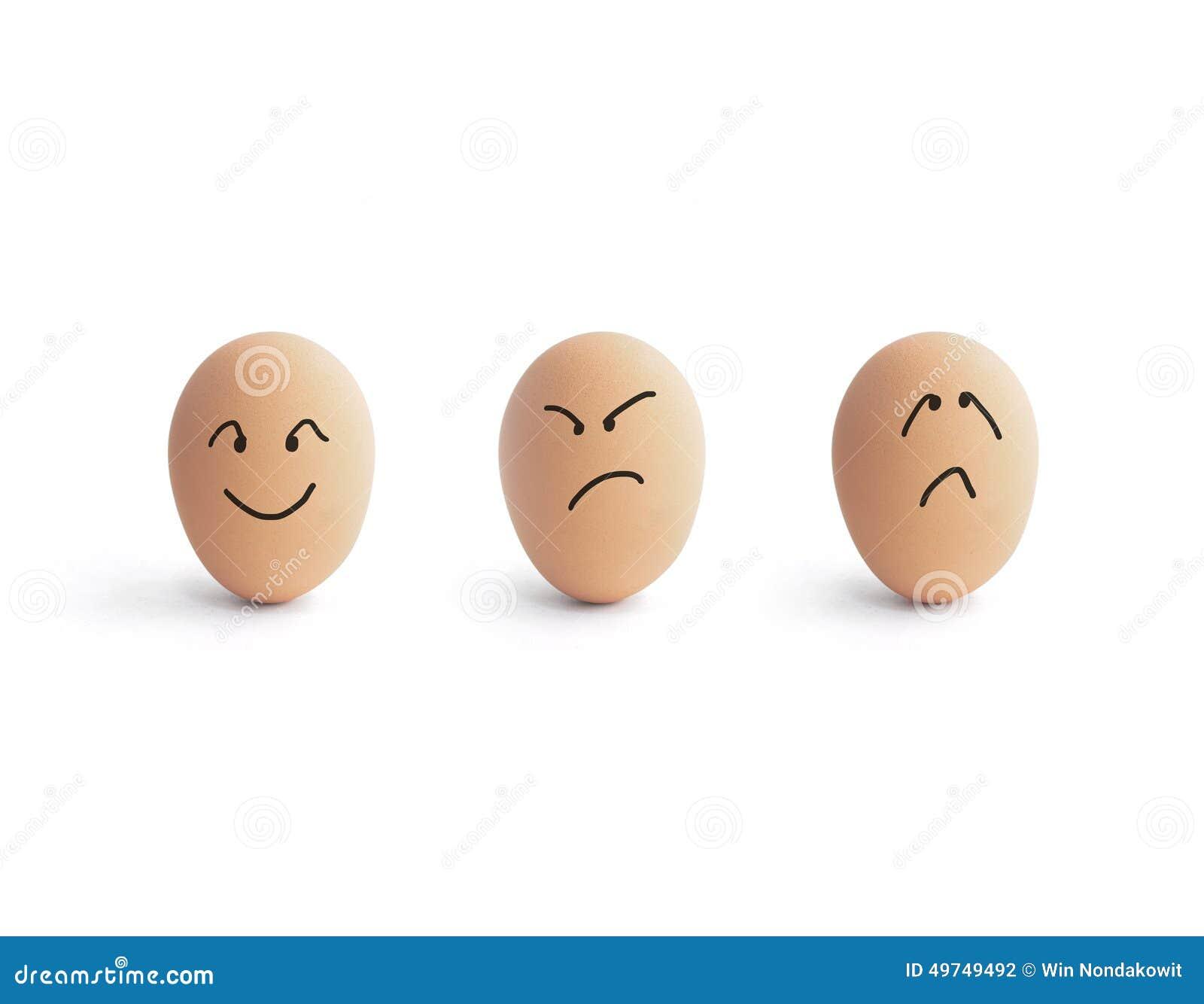 Huevos de la emoción