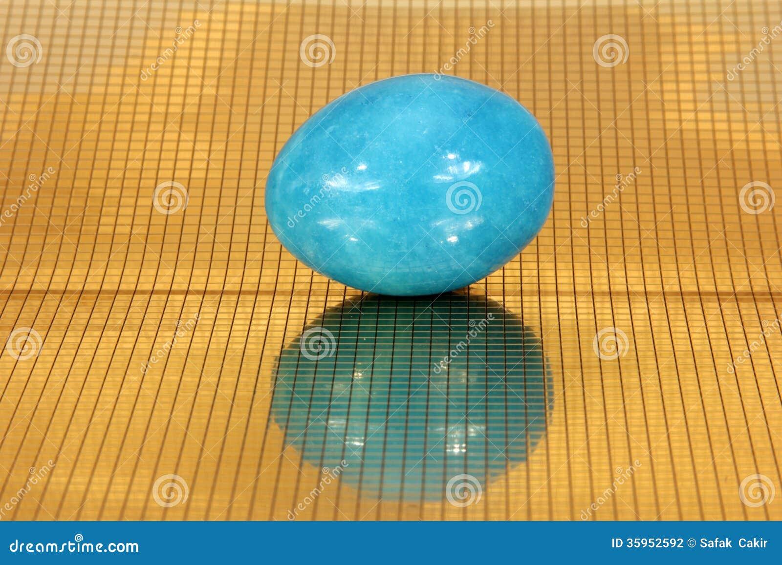 Huevos de mármol