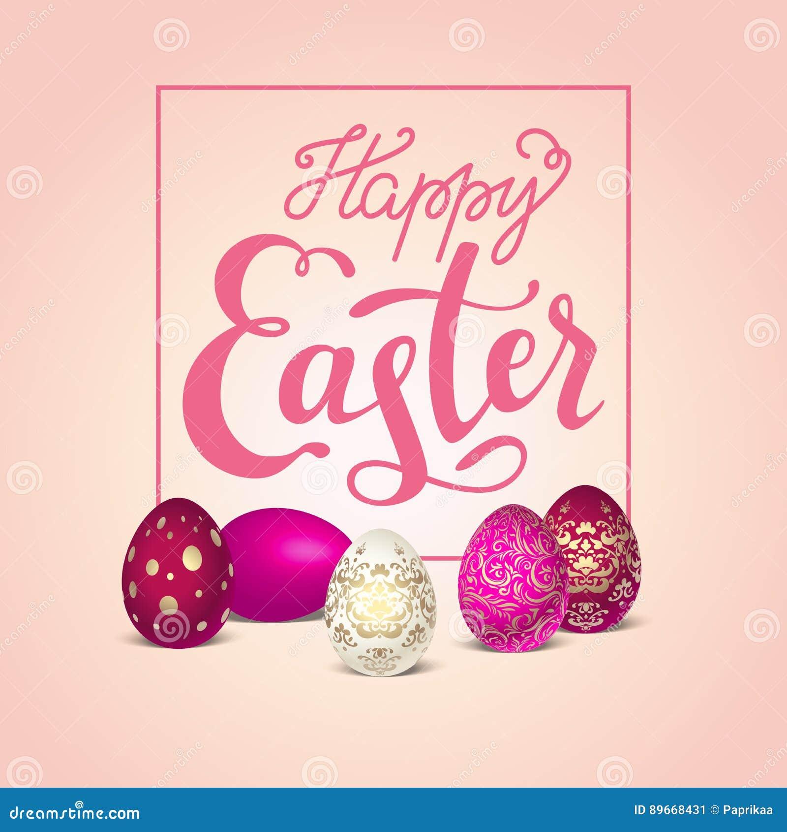 Huevos de Pascua de oro