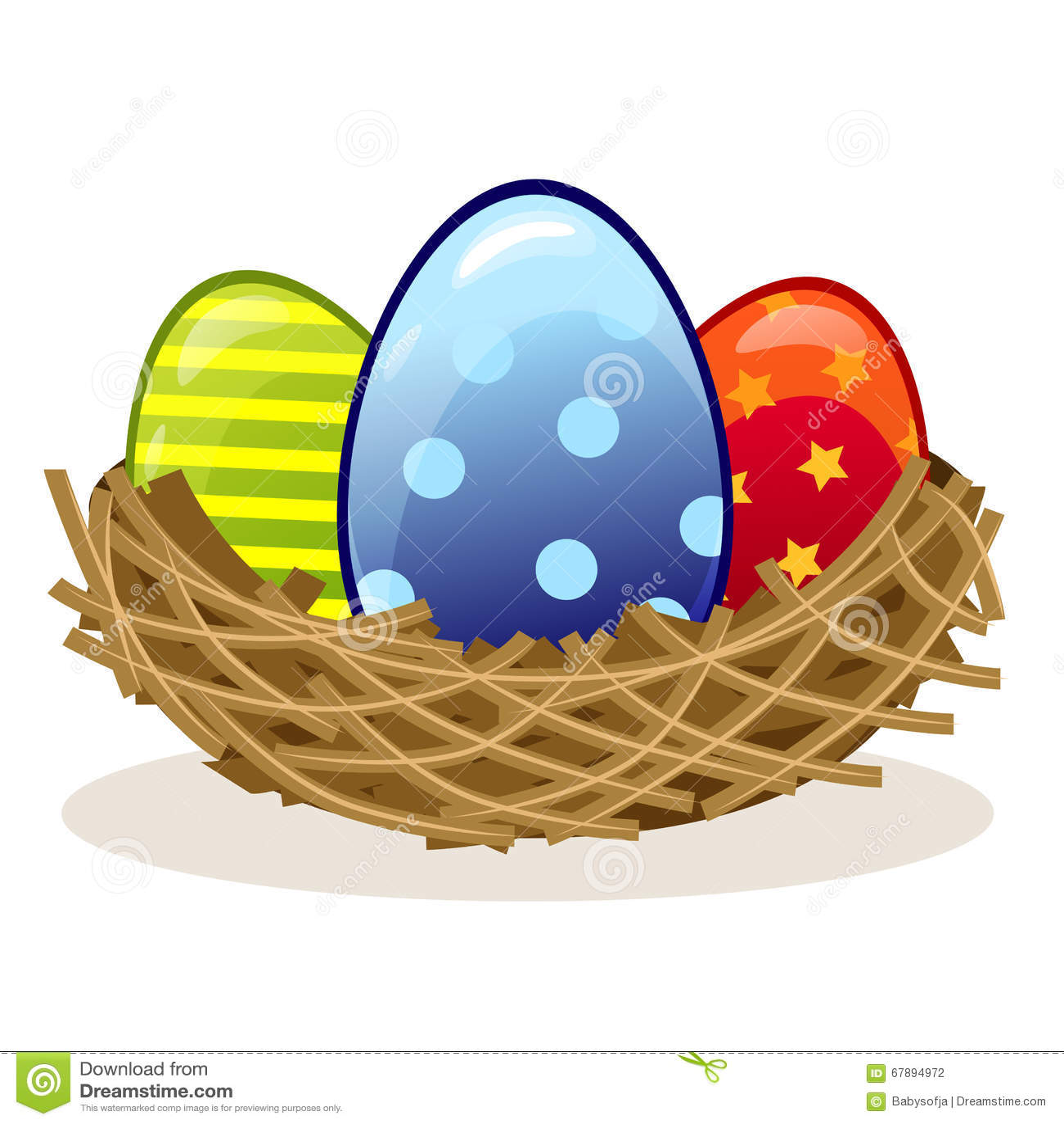 Huevos de Pascua en la jerarquía