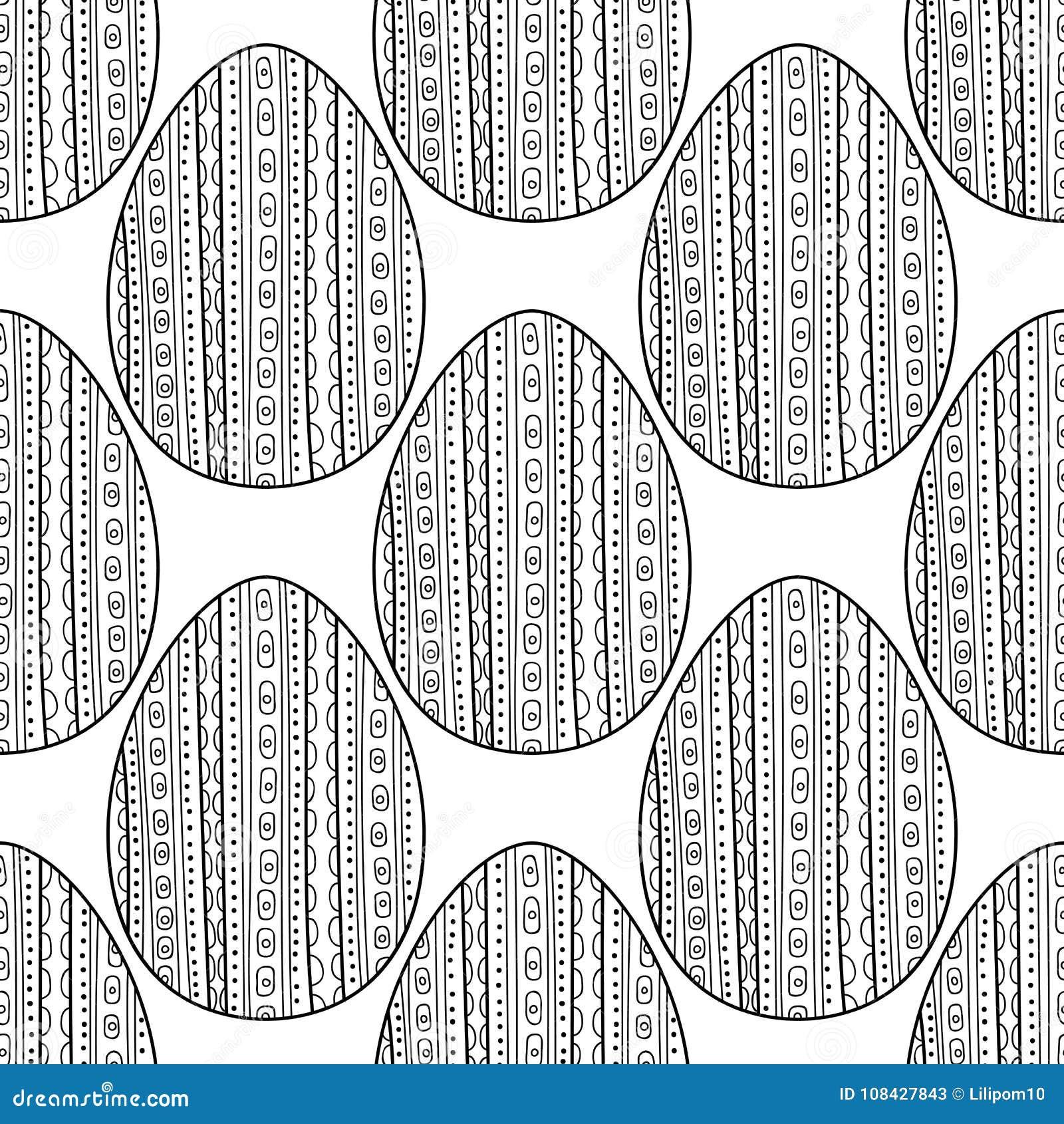 Asombroso Páginas De Huevos De Pascua Molde - Enmarcado Para ...