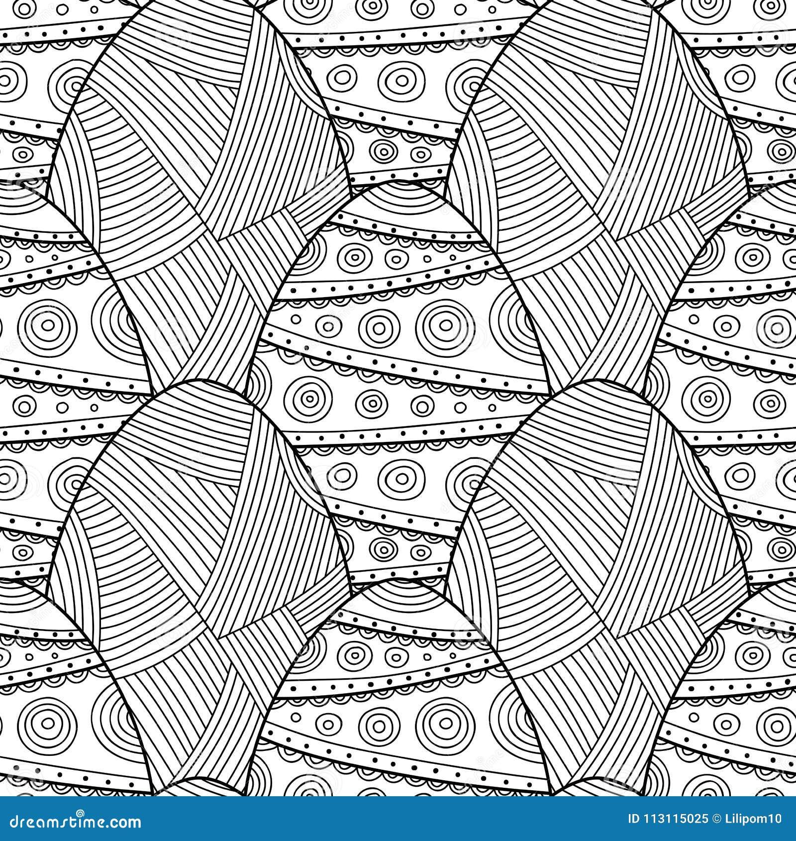 Moderno Páginas Para Colorear En Blanco De Pascua Viñeta - Dibujos ...