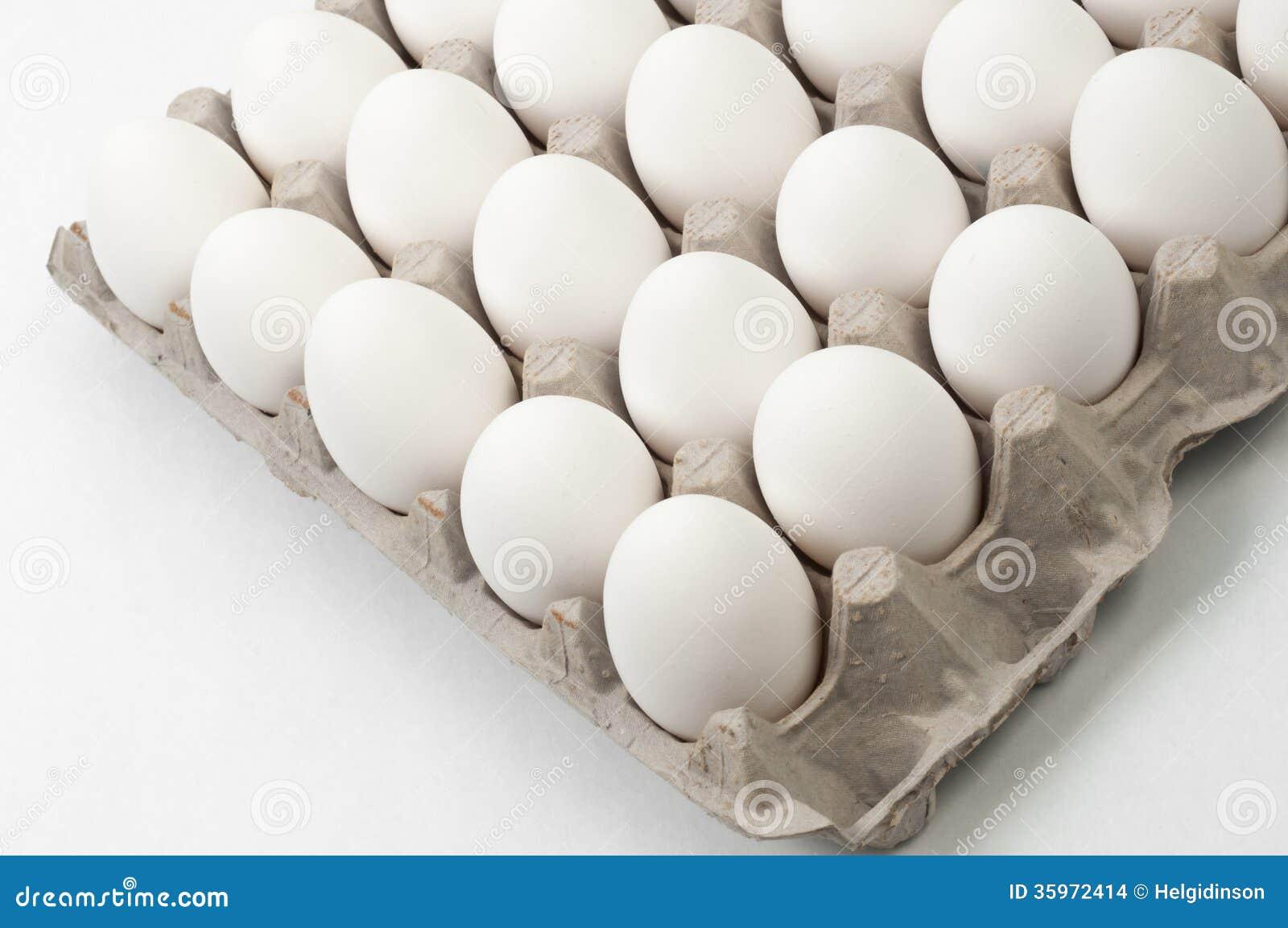 Huevos en los cajones