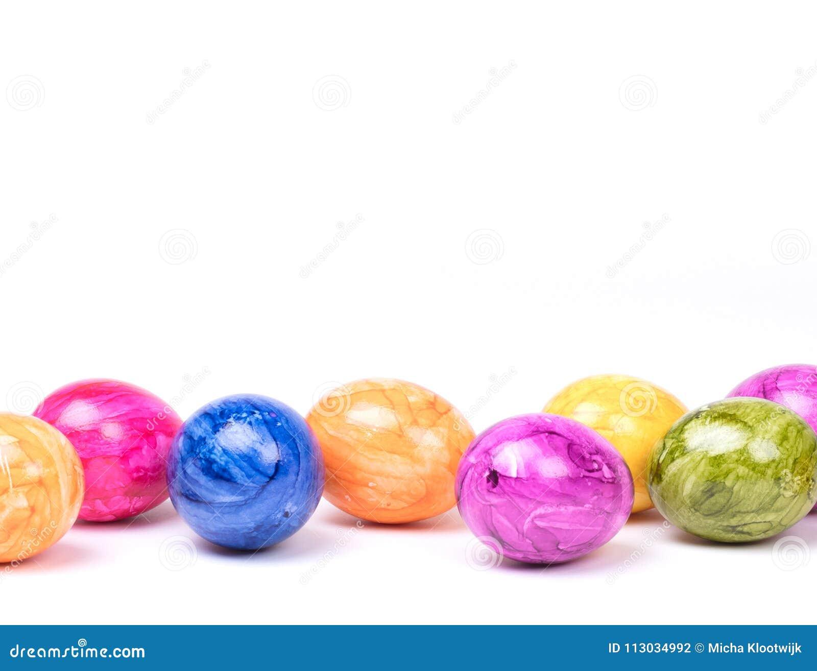 Huevos pintados, pascua