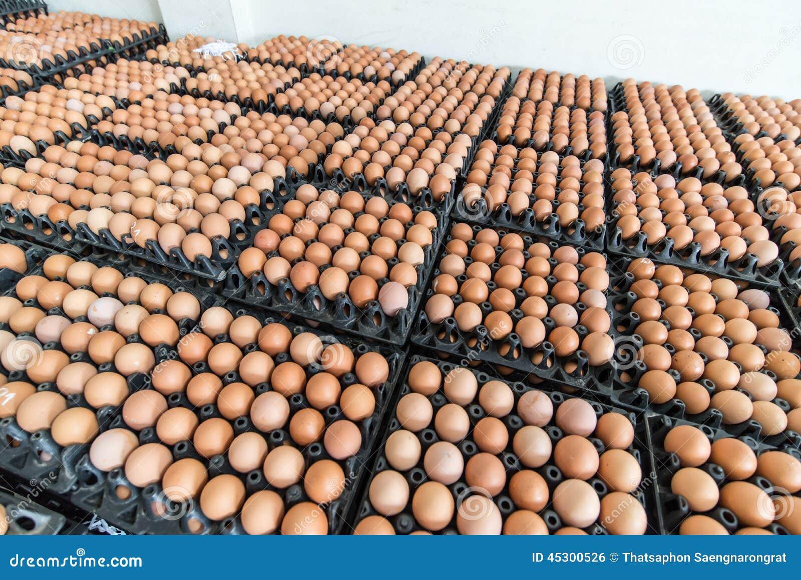 Huevos Preservados En Mercado De La Venta Al Por Mayor Del Panel ... fff4cd7e7558d
