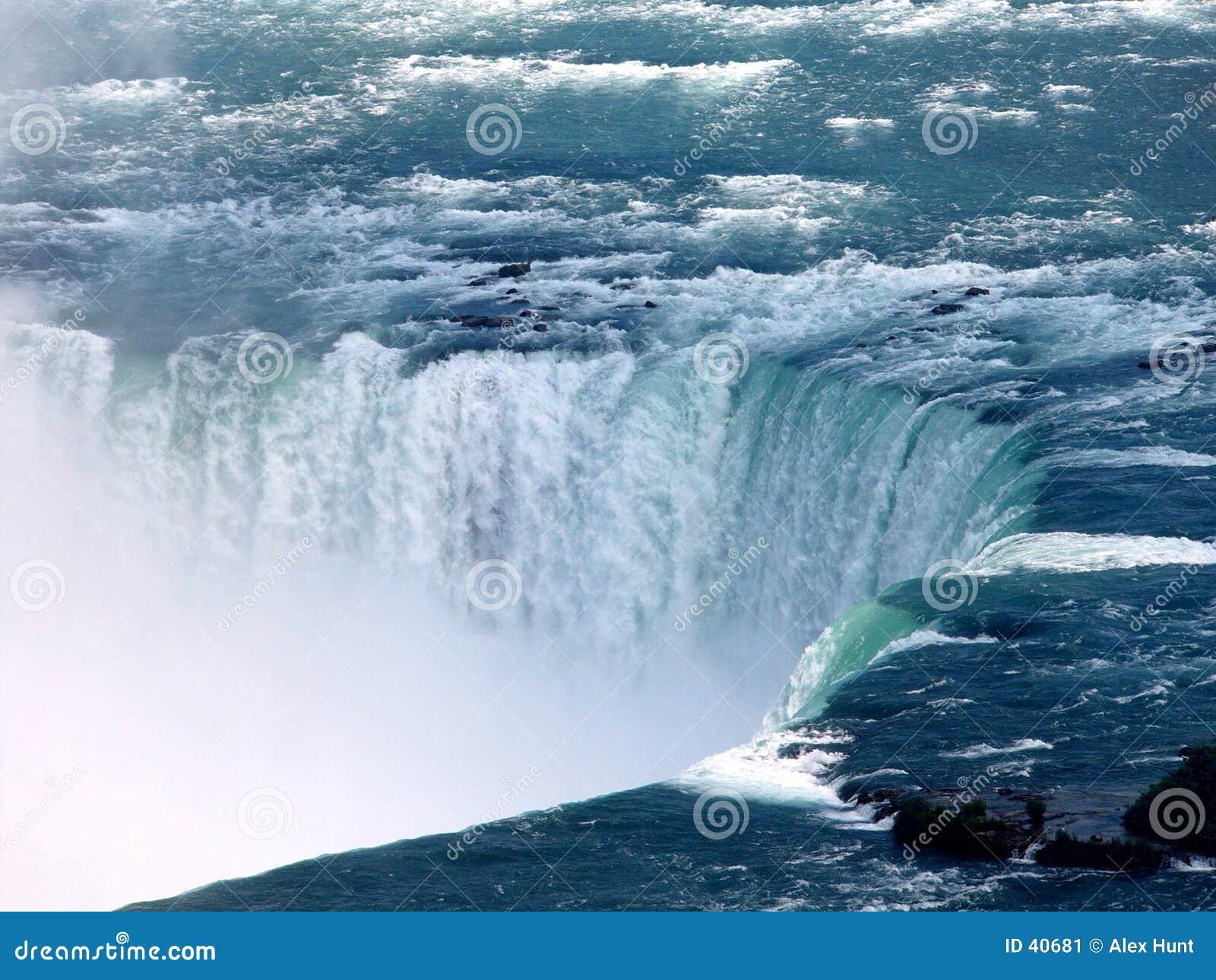 Hufeisen fällt Niagara