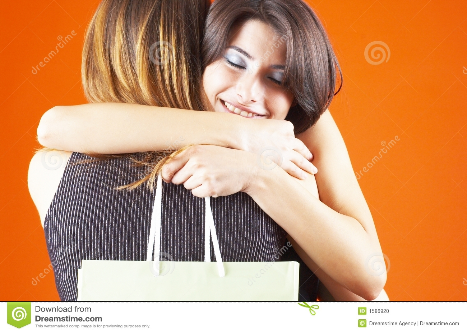 Hug For A Gift