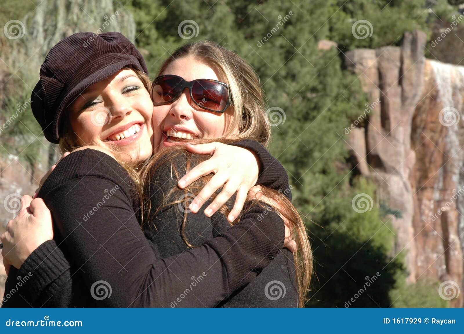 hug me royalty free stock images   image 1617929