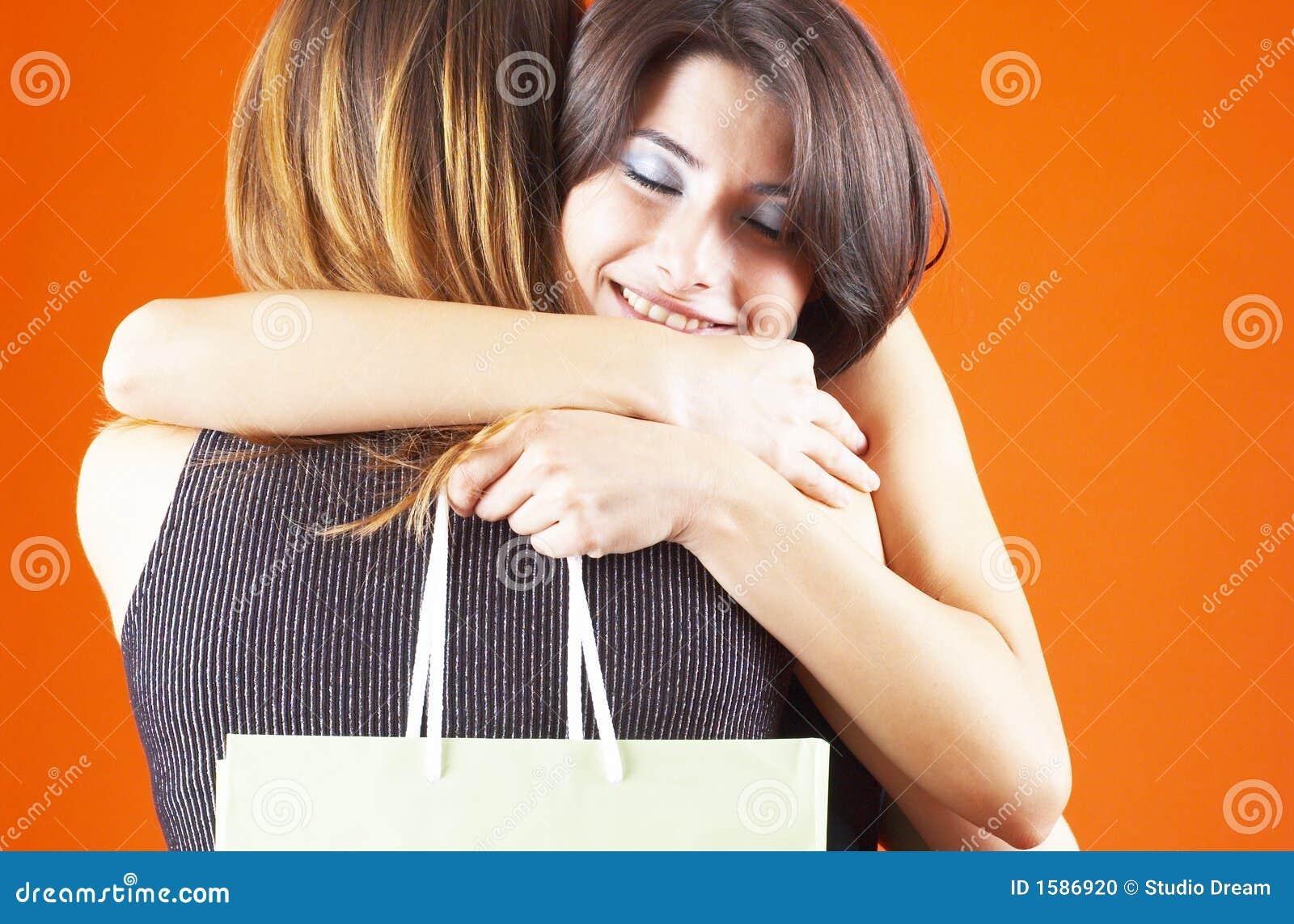 Hug para um presente