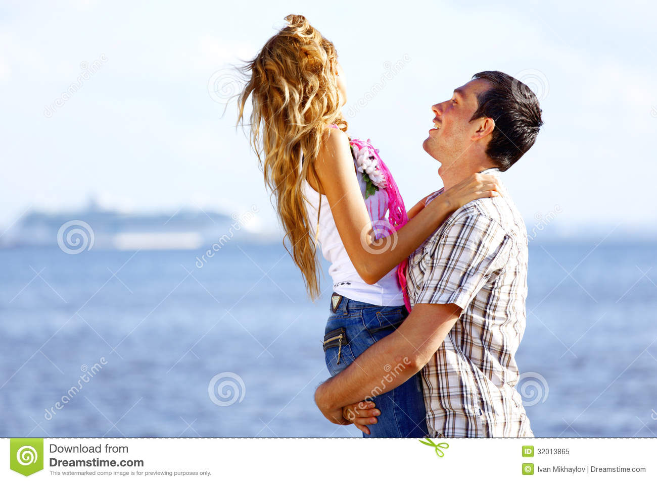 hug see sea stock photos   royalty free pictures