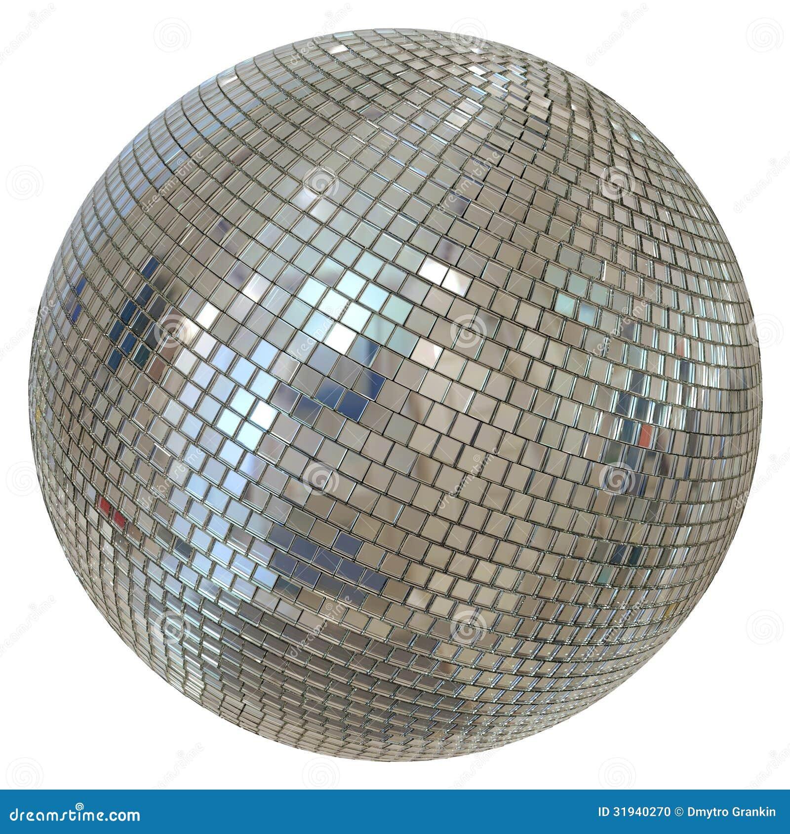 disco ball background white - photo #3
