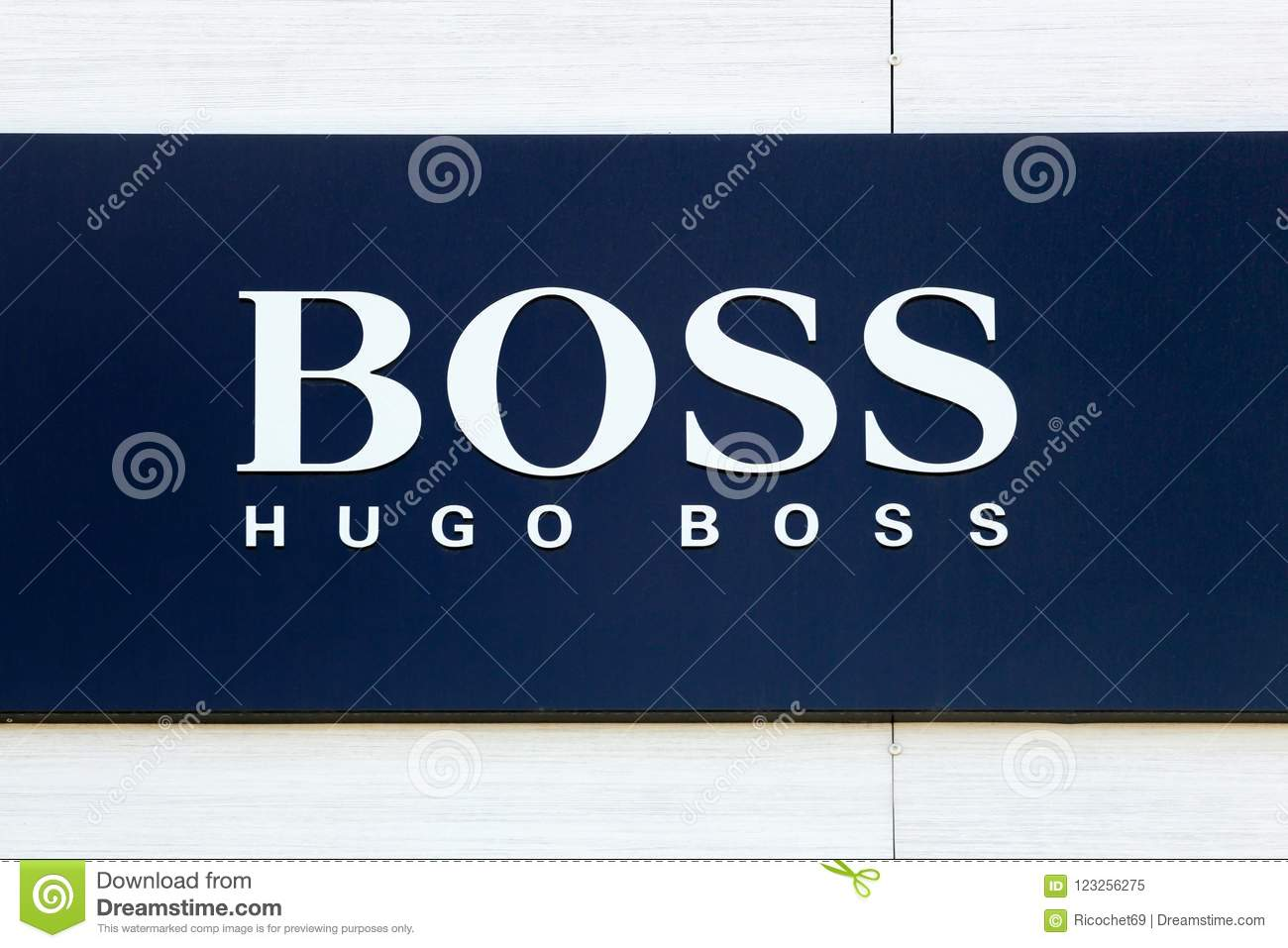2fd487b58 Hugo Boss is a German luxury fashion house. It was founded in 1924 by Hugo  Boss and is headquartered in Metzingen, Germany