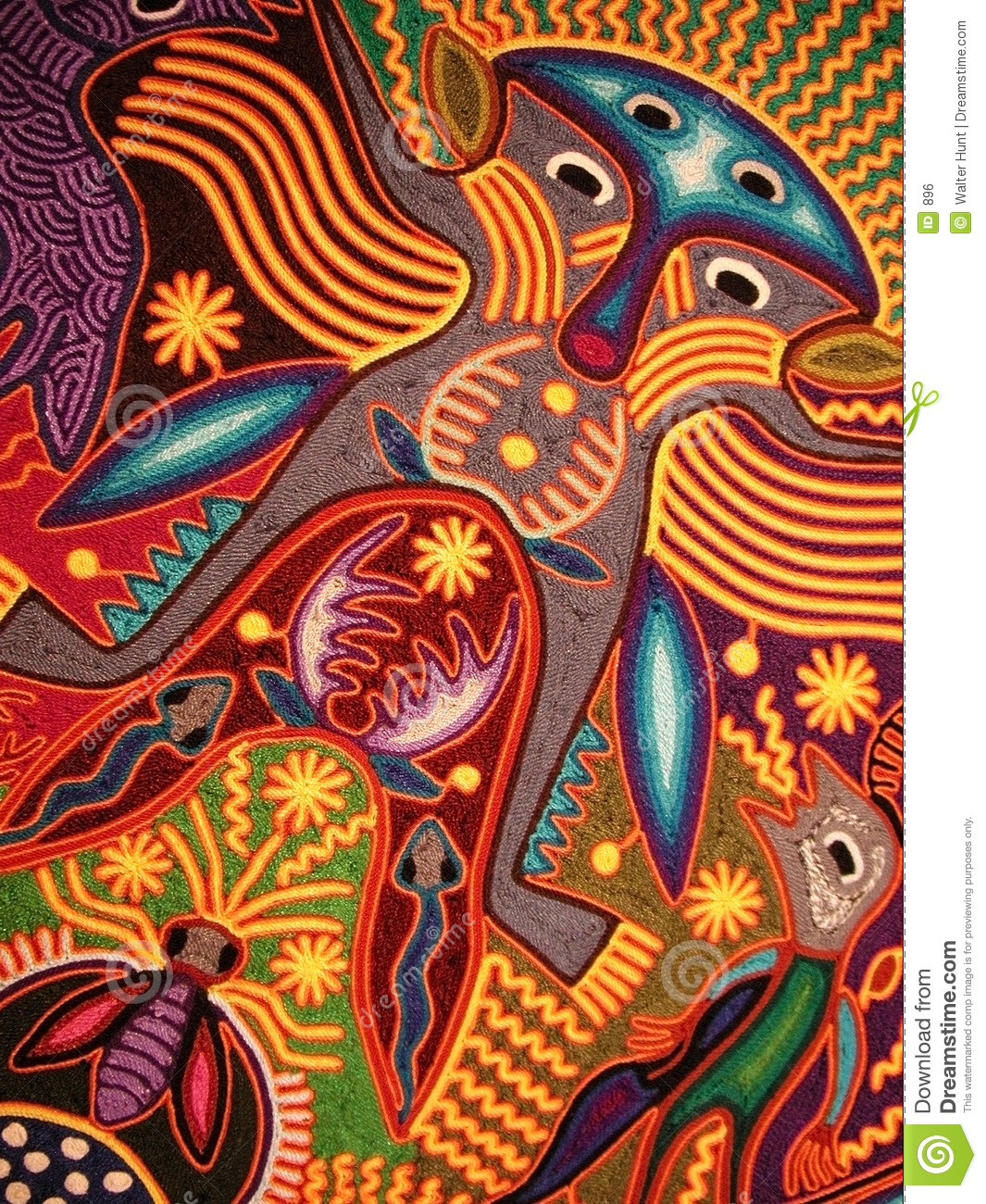 Huichol dream