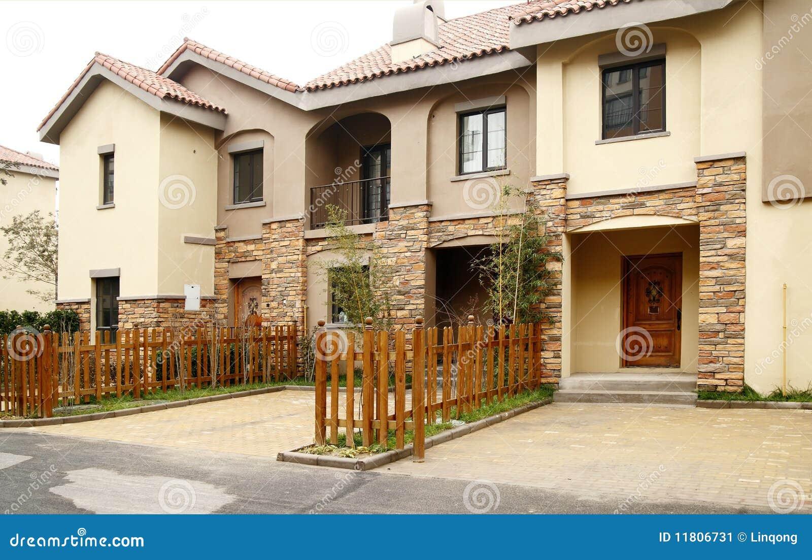 Huis in de stad