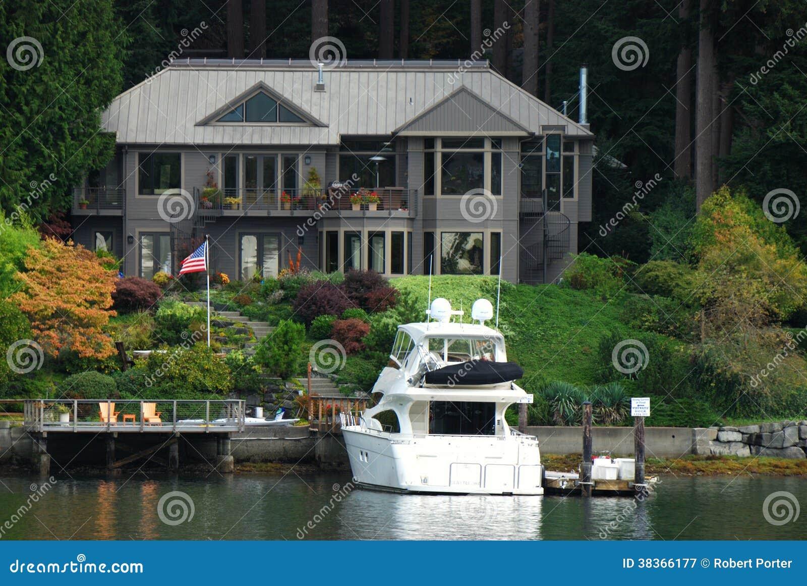 Huis en Boot