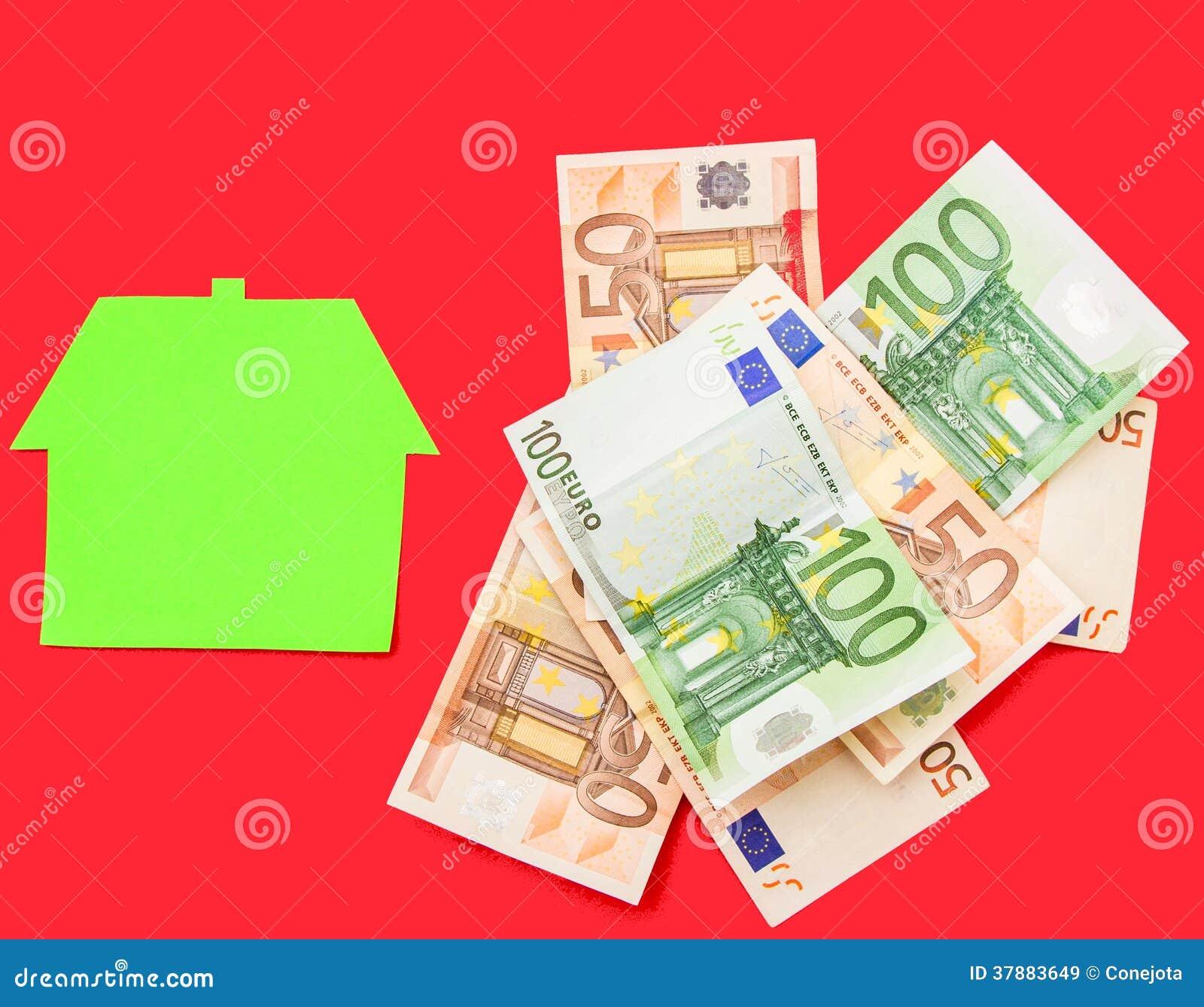 Huis en euro