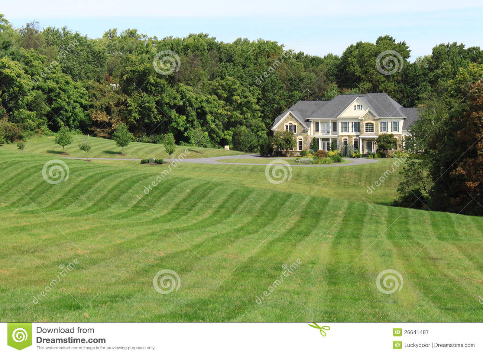 Huis in Hout