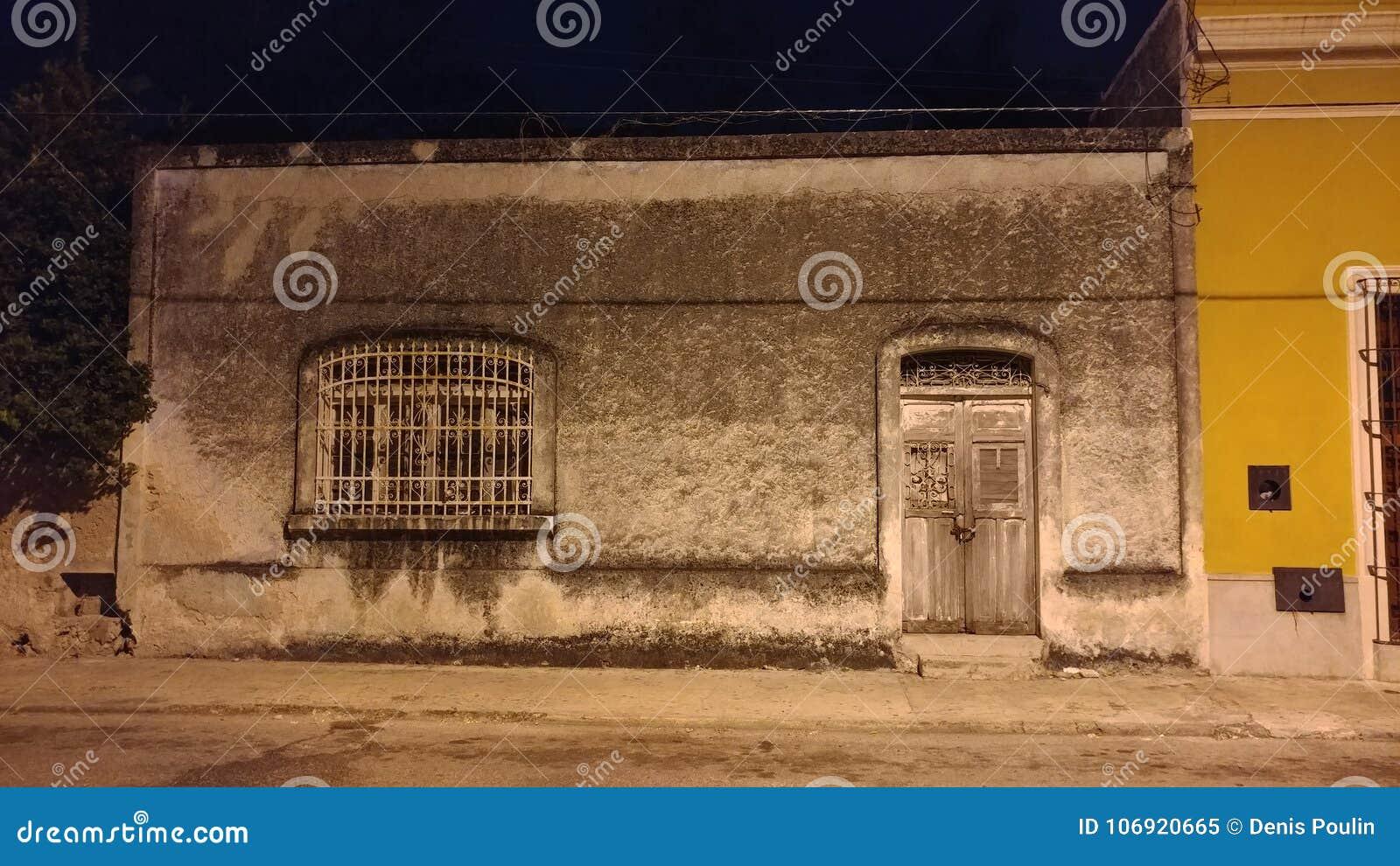 Huis in Merida, Mexico