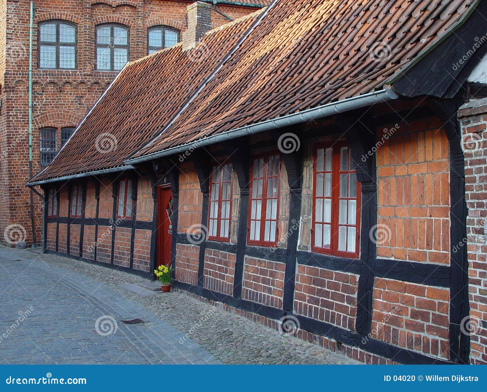 Huis in Ribe