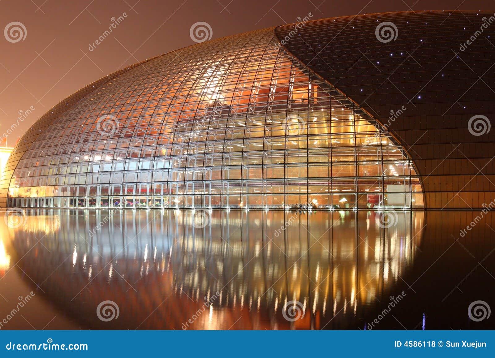 Huis van de Opera van Peking het Nationale