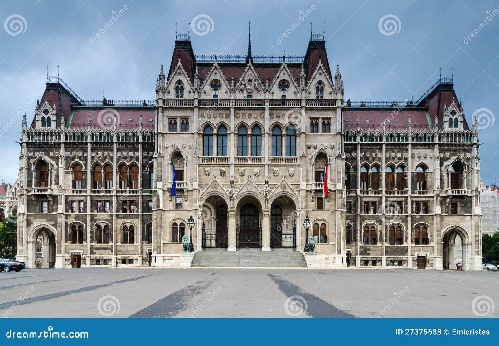 Huis van het parlement boedapest stock foto afbeelding 27375688 - Huis van het wereldkantoor newport ...