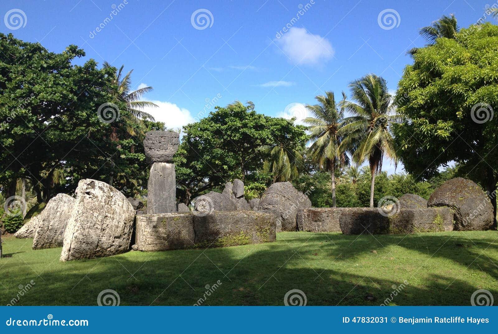 Huis van Taga Tinian
