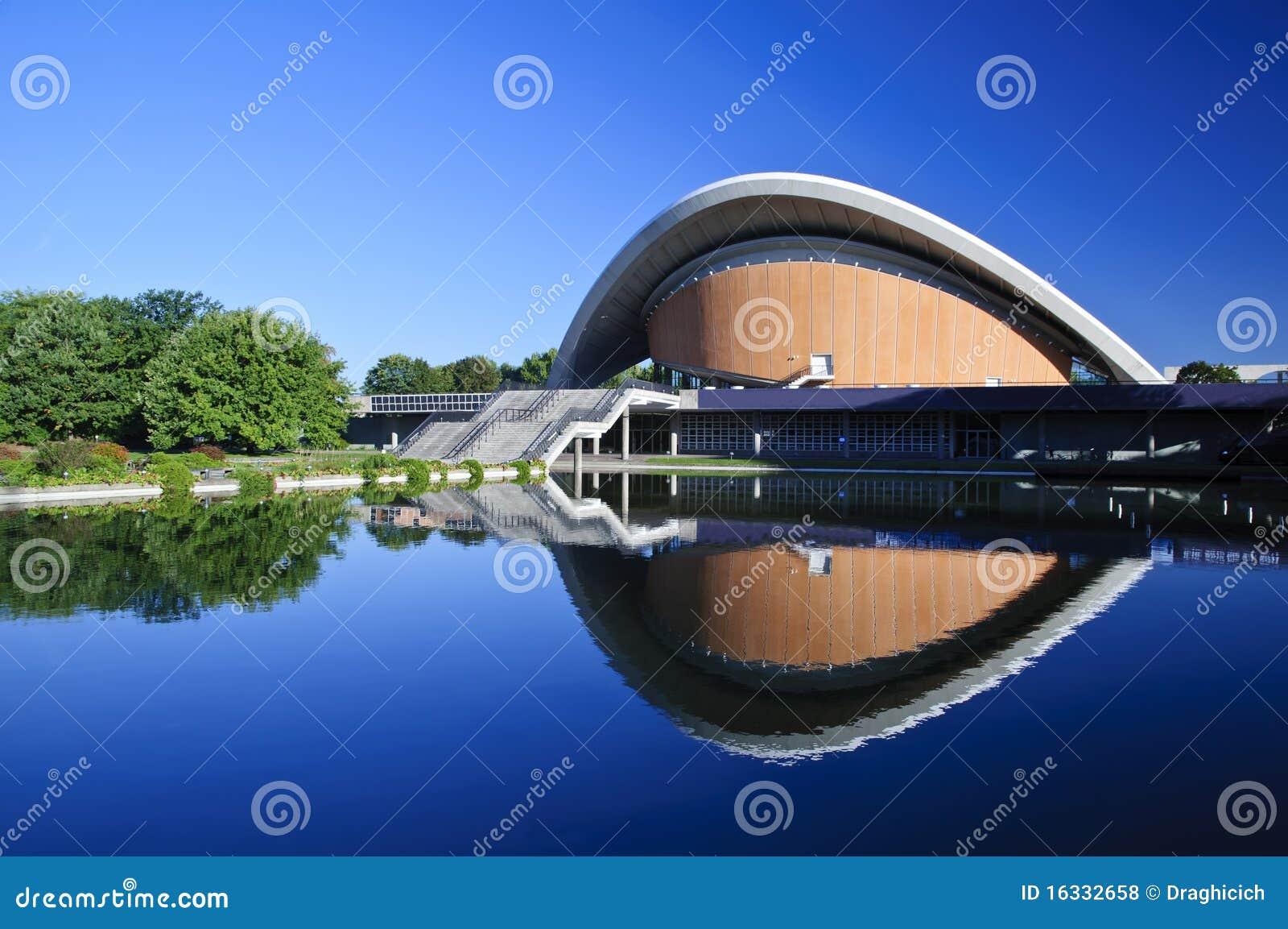 Huis van wereldculturen in Berlijn