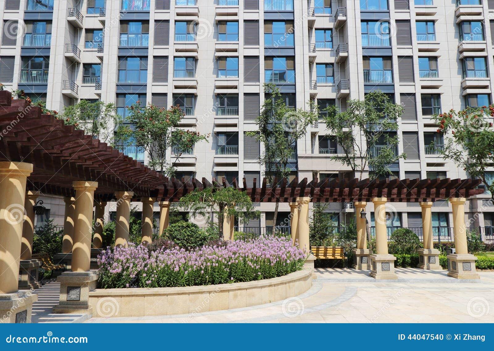 Huis, Woonwijk, Peking, China