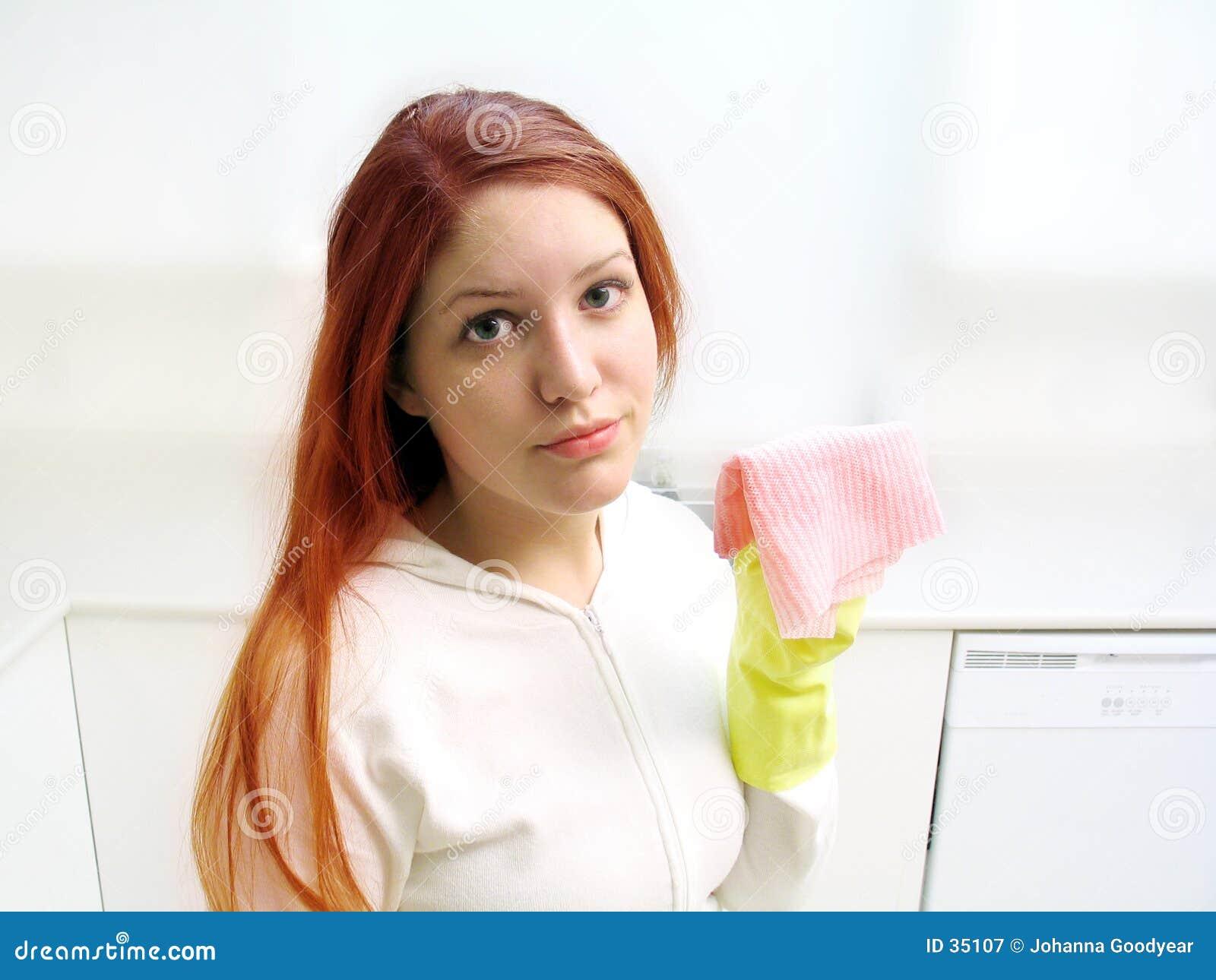 Huishoudelijk werk 3