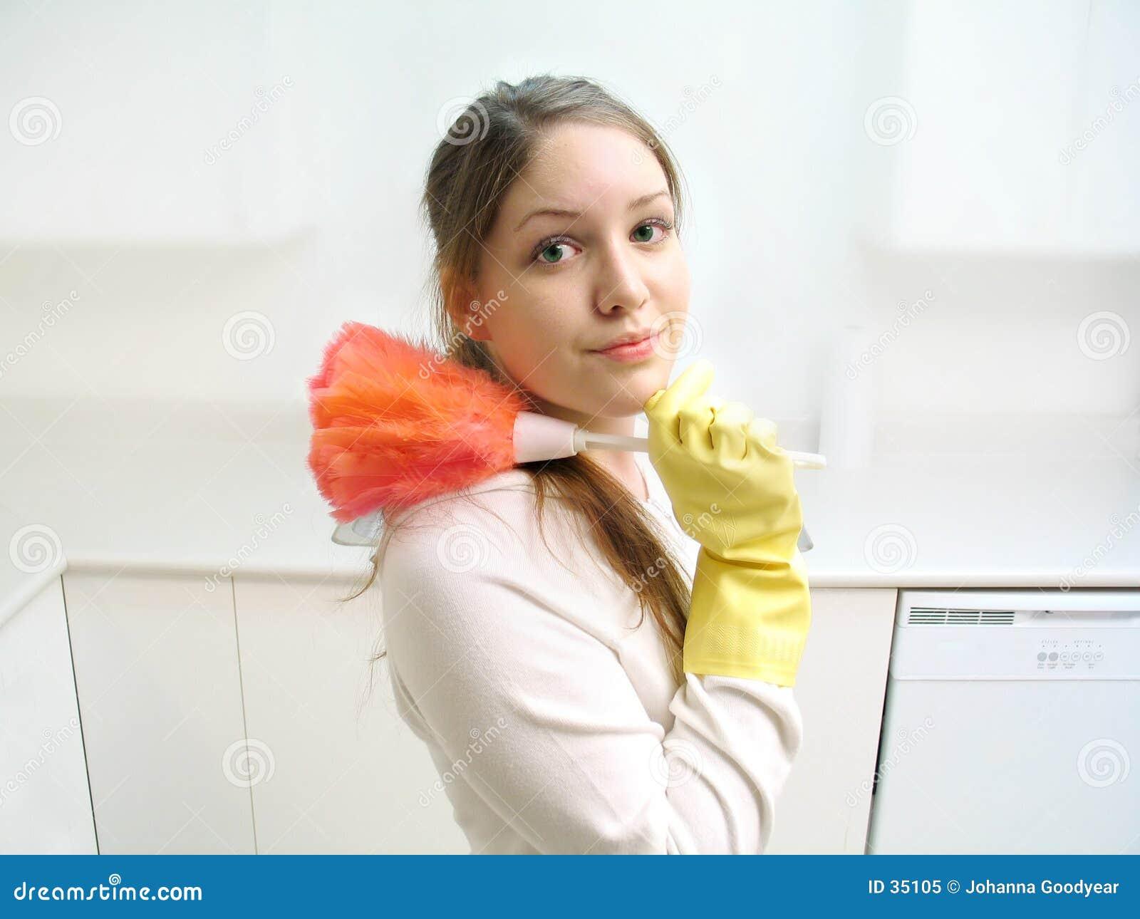 Huishoudelijk werk
