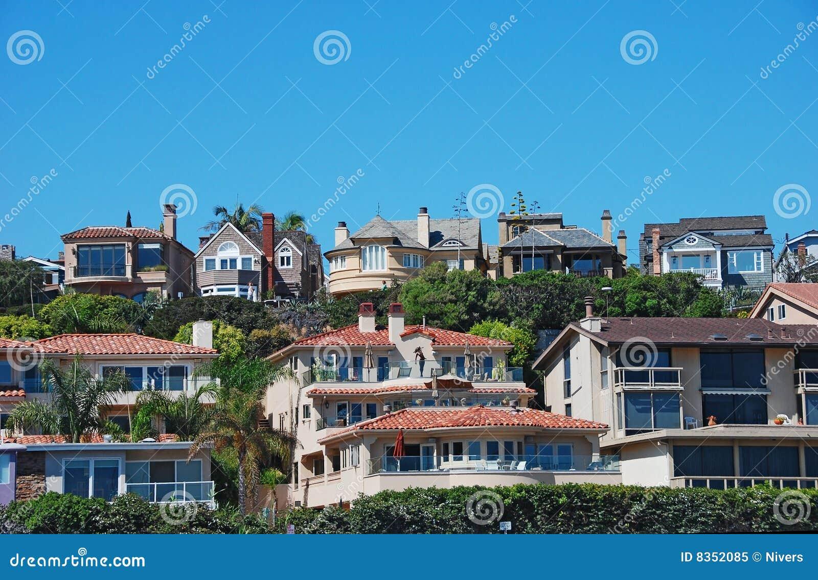 Huizen stock afbeelding afbeelding bestaande uit vakantie 8352085 - Foto huizen ...