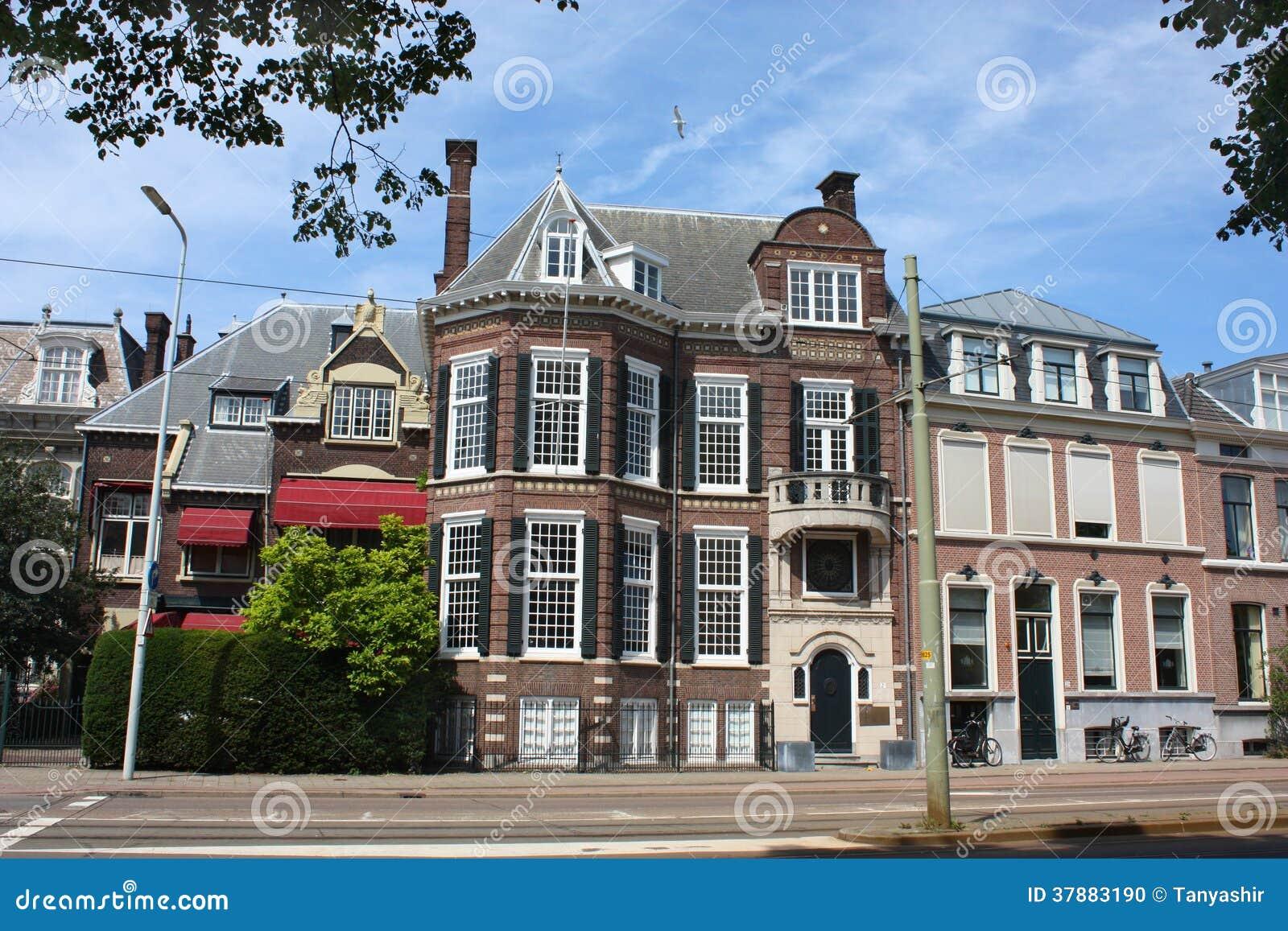 Huizen in Den Haag
