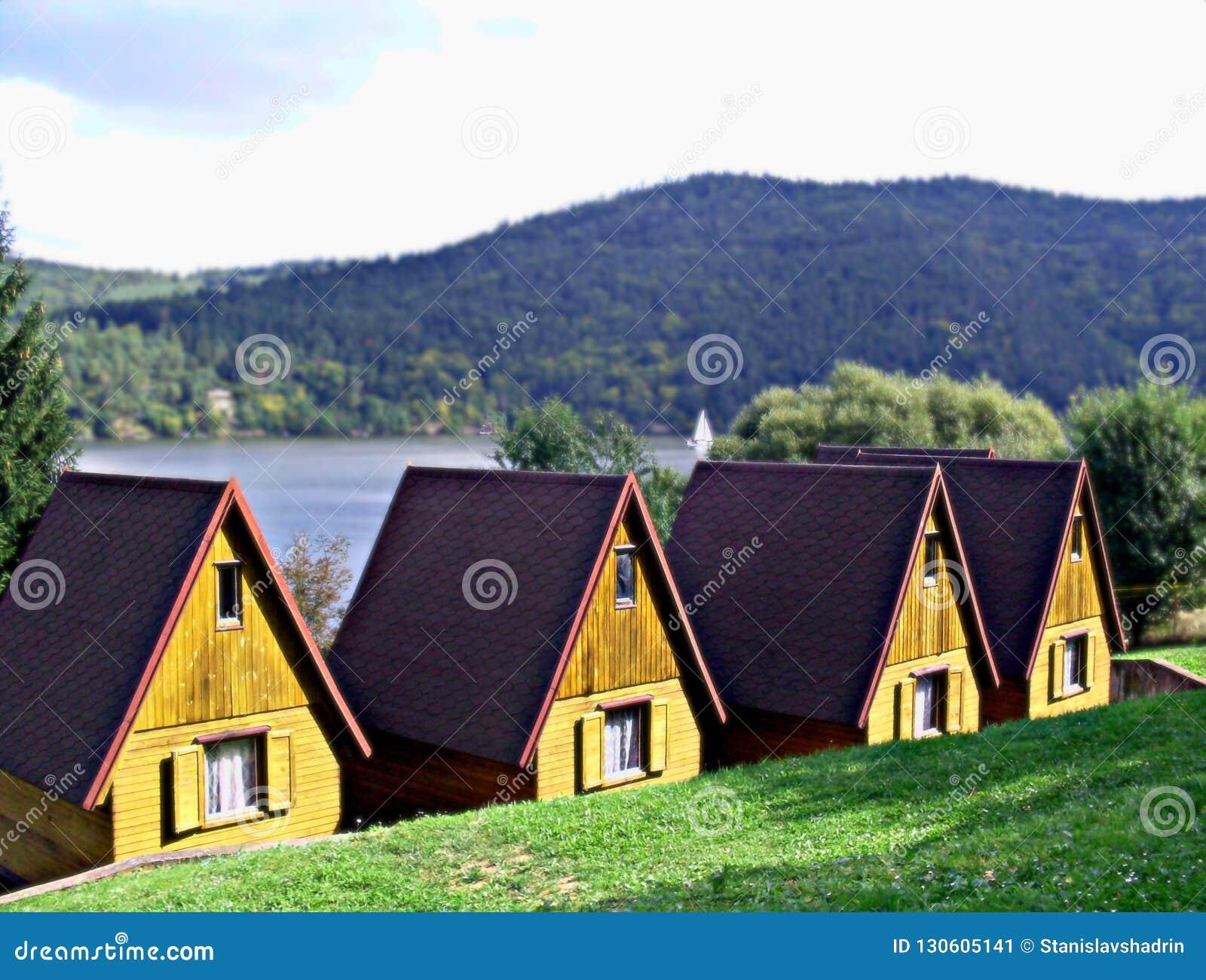 Huizen in Tsjechische provincies