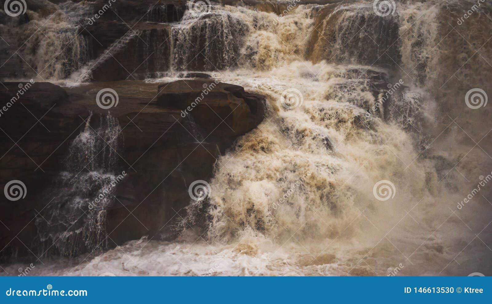 Hukou Wasserfall